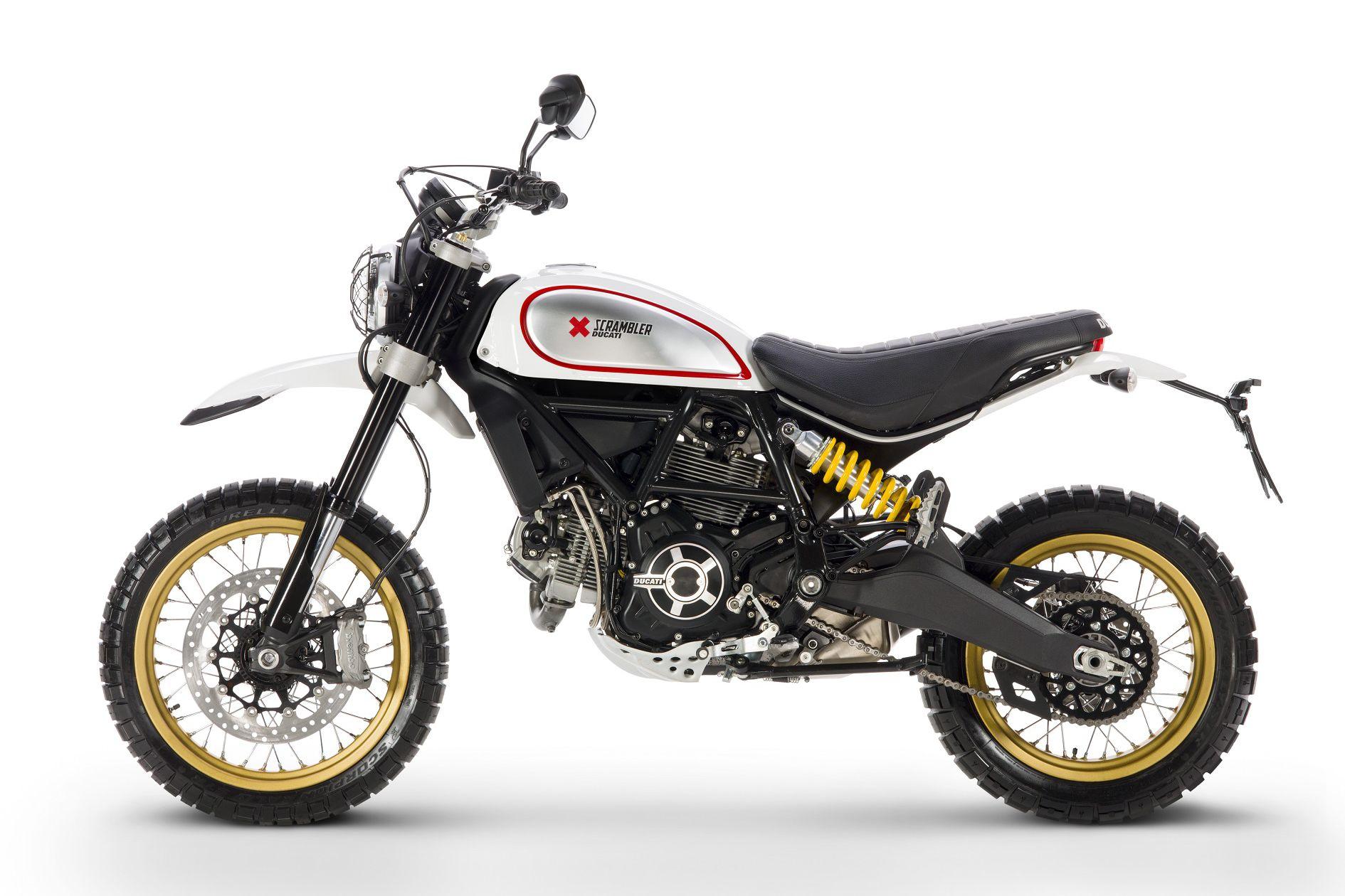 New Ducati Scrambler Desert Sled Visordown