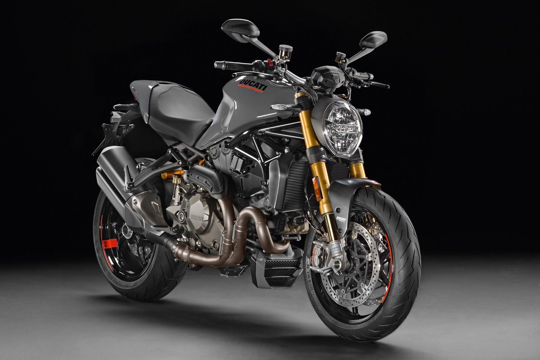 updated ducati monster 1200 revealed | visordown