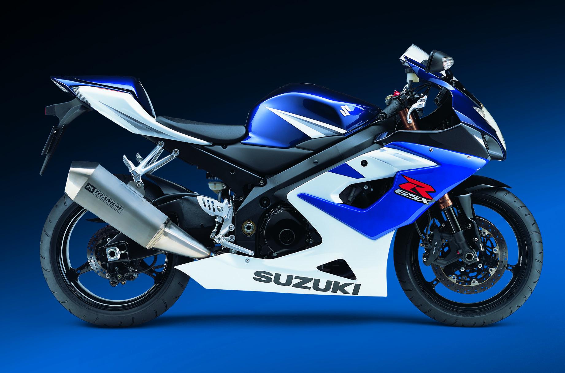 Suzuki Gsxr  K Specs