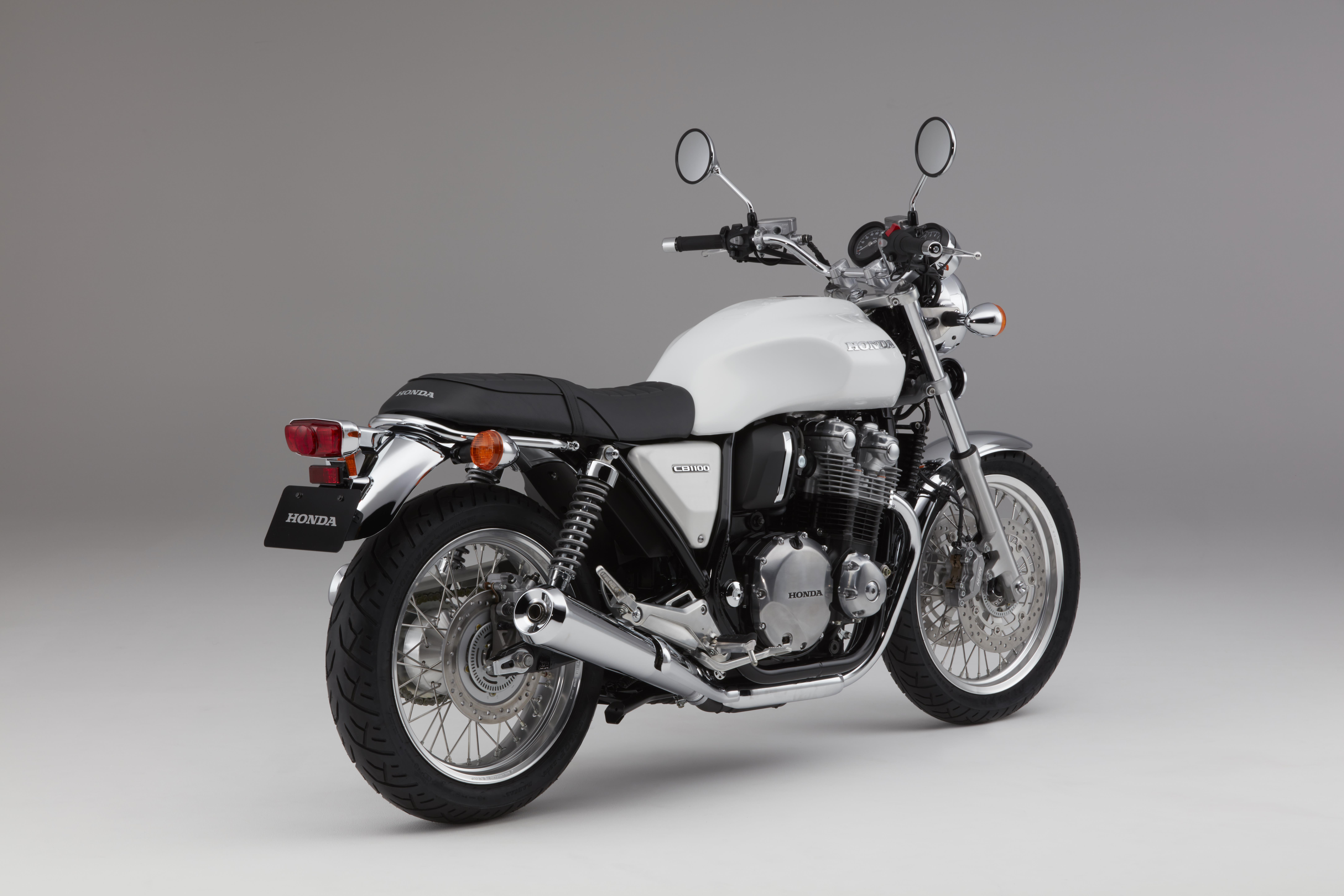 Honda reveals updated CB1100EX and new CB1100RS