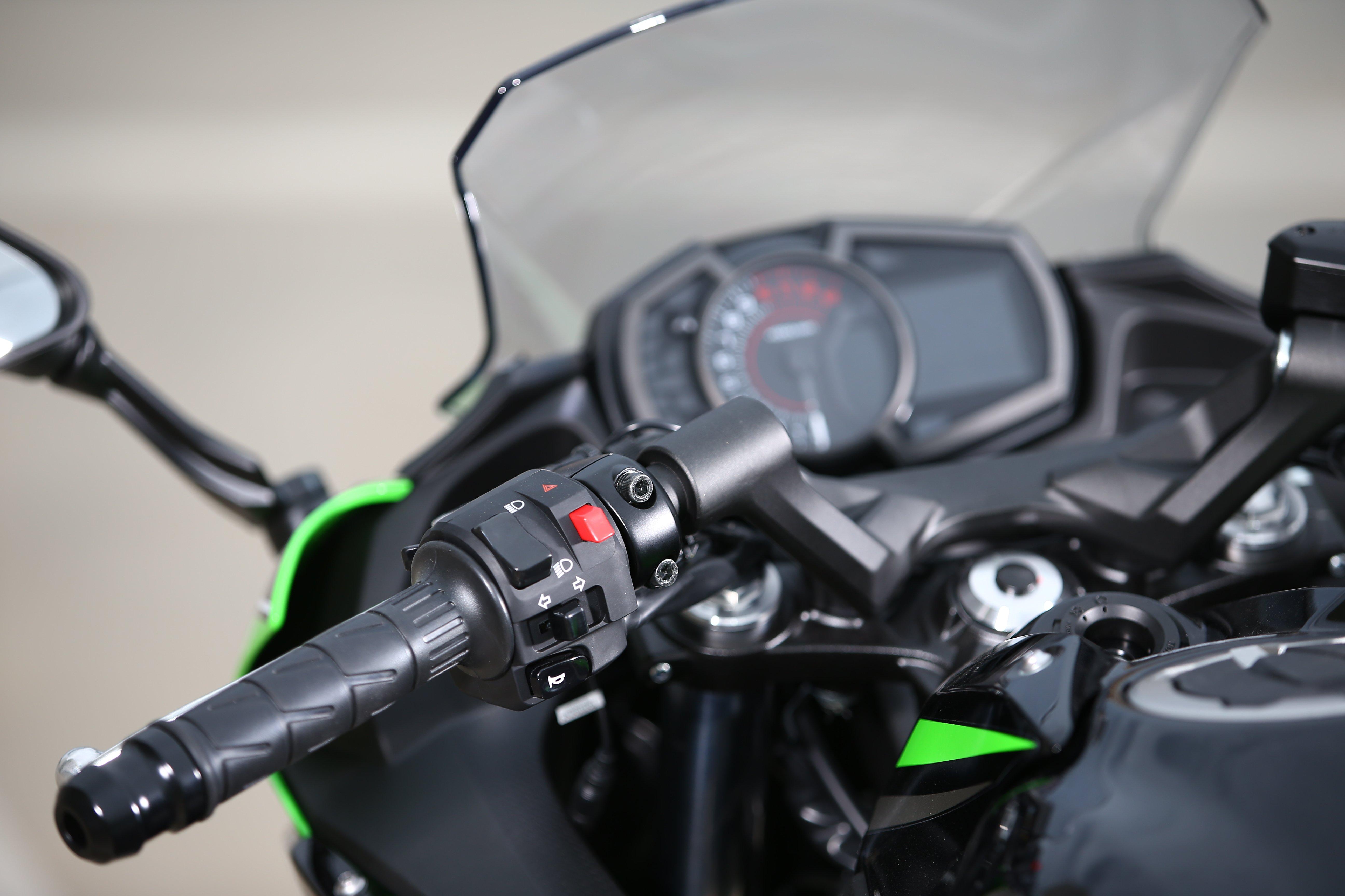 Kawasaki Ninja 650 Bars And Switchess