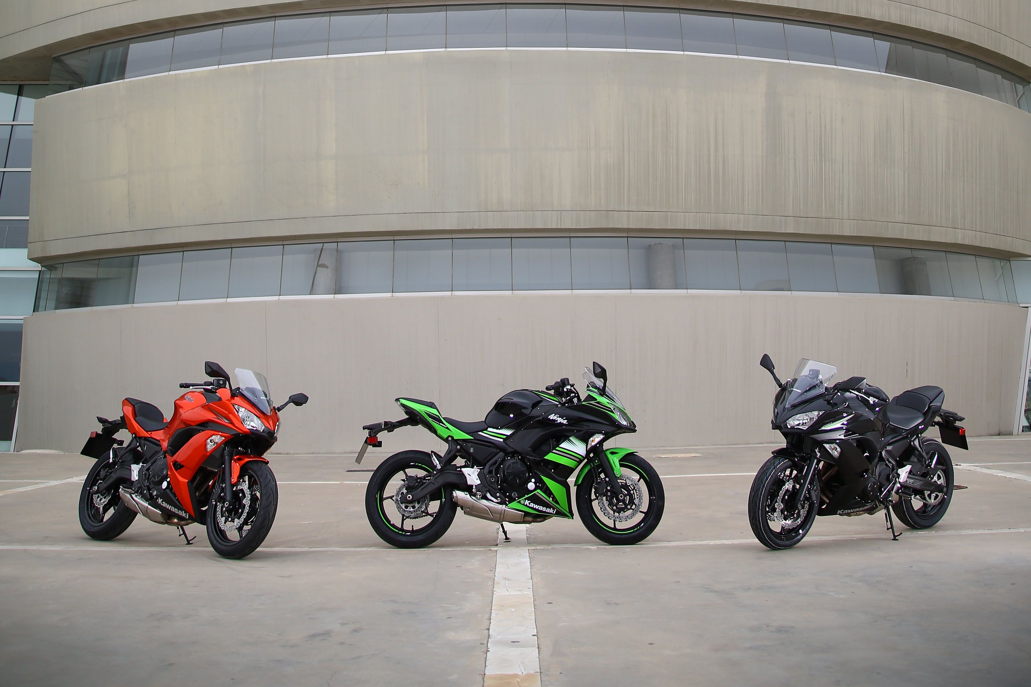 Kawasaki Ninja 650 first ride review with price and spec | Visordown