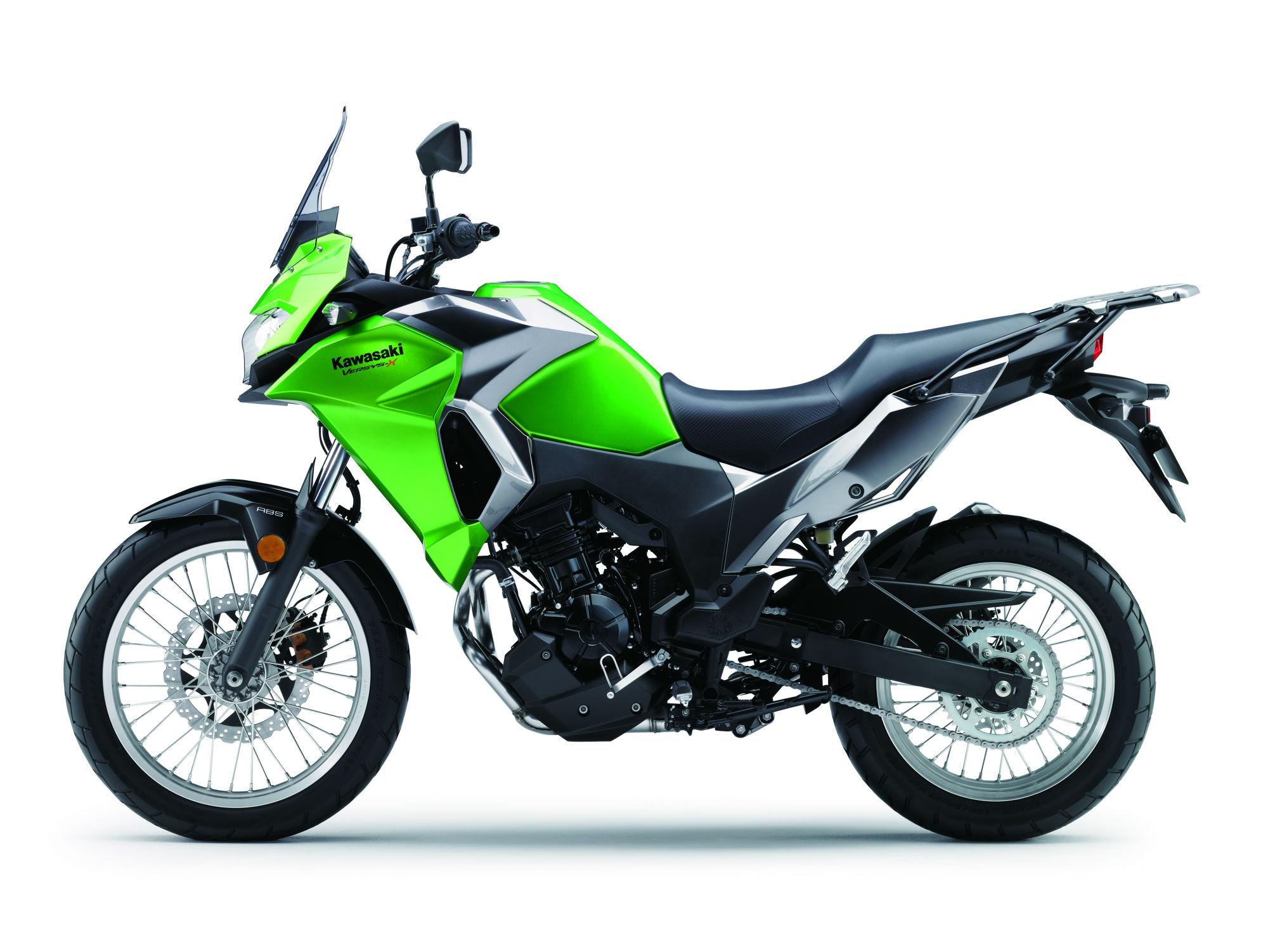 New Kawasaki Versys-X 300 | Visordown