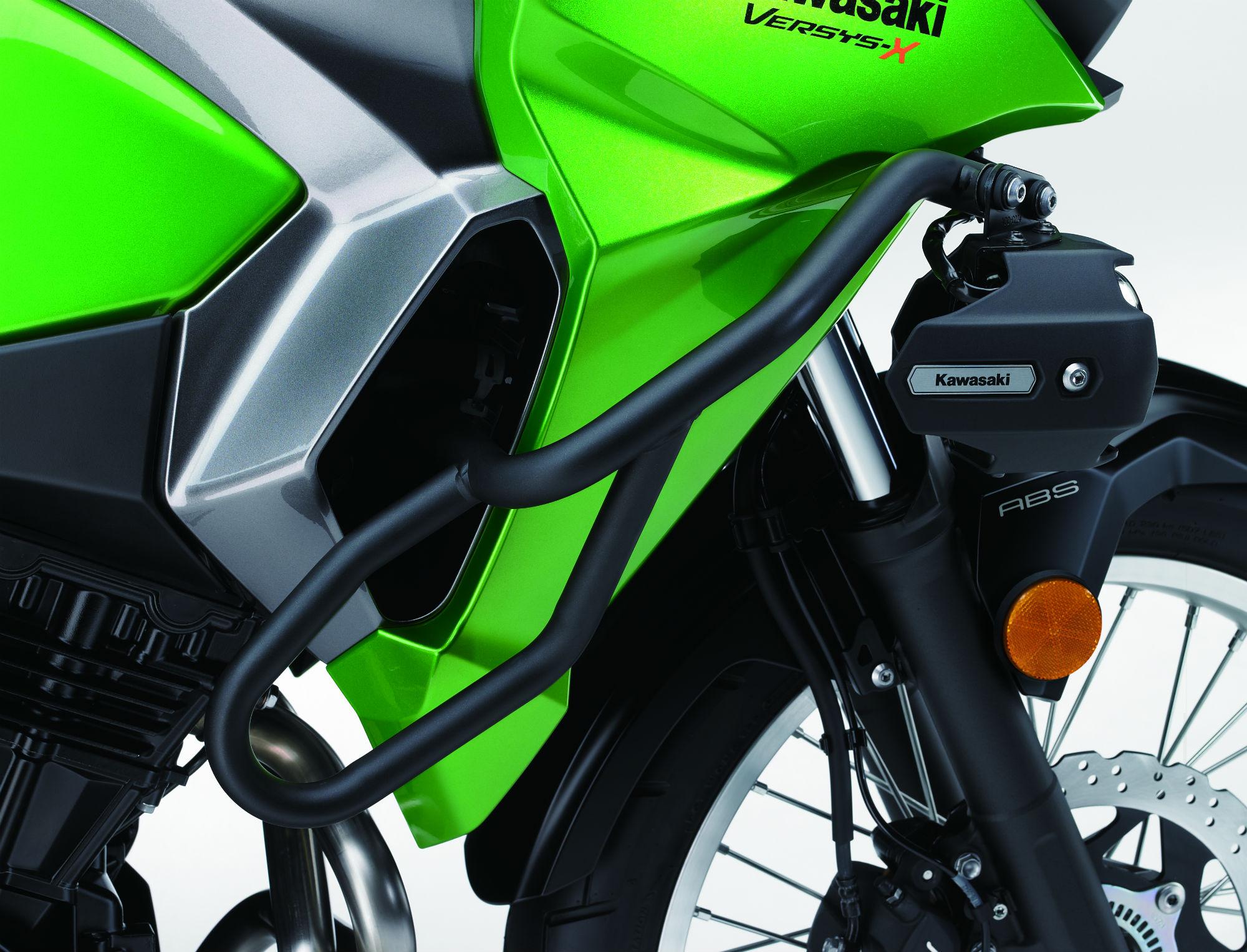 New Kawasaki Versys X 300 Visordown
