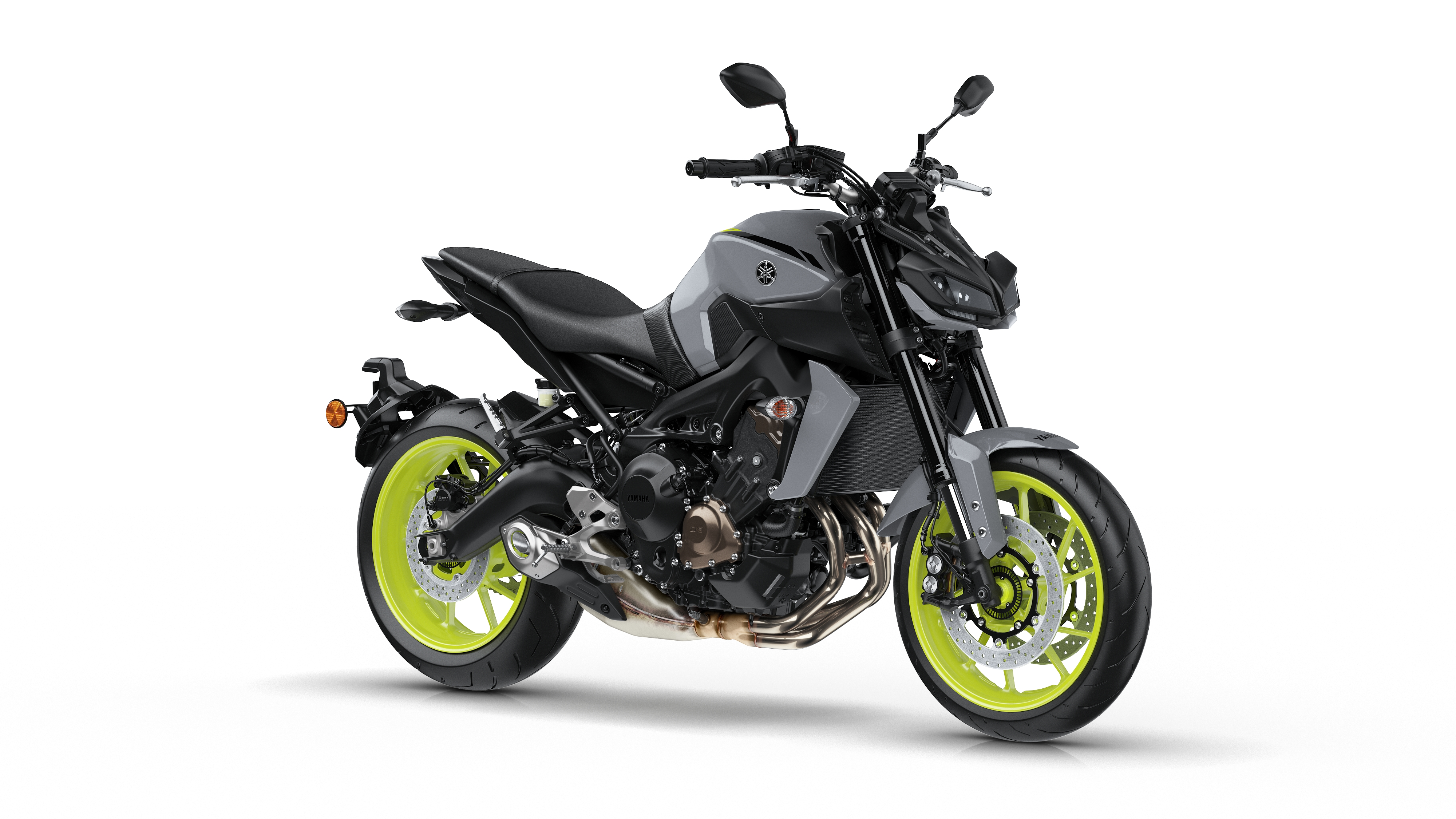 Yamaha MT-09 gets MT-10 makeover and upgrades for 2017