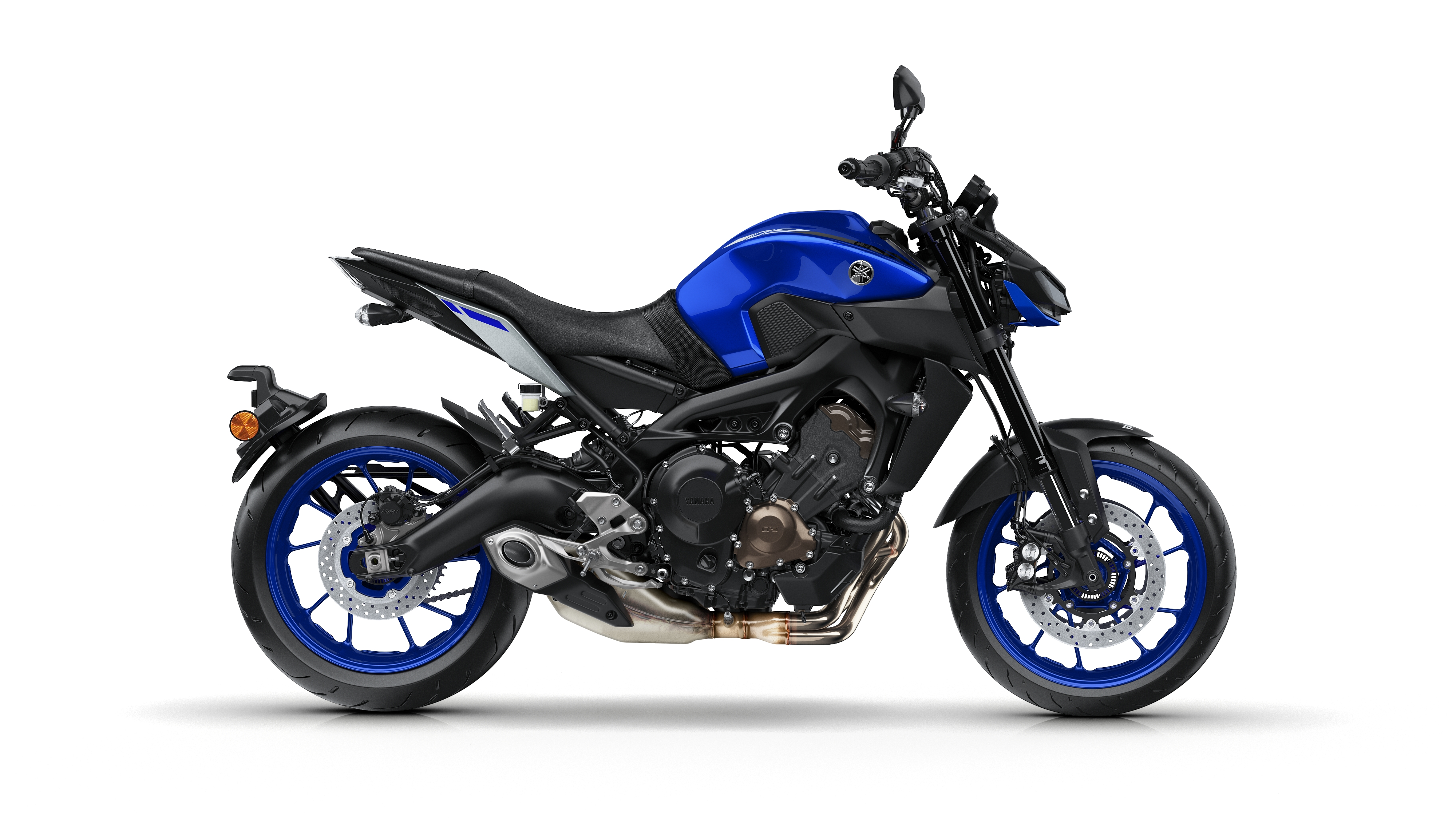 yamaha mt 09 gets mt 10 makeover and upg visordown