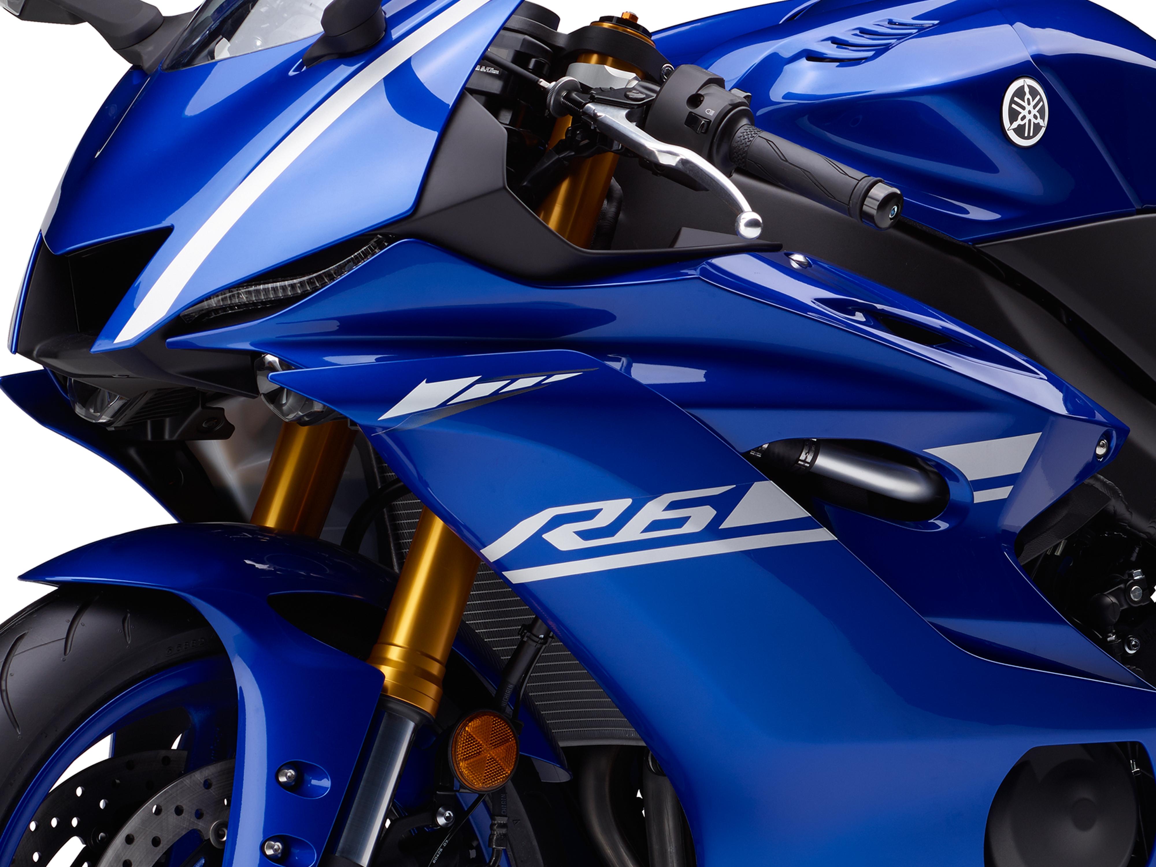 New Yamaha R6 revealed | Visordown
