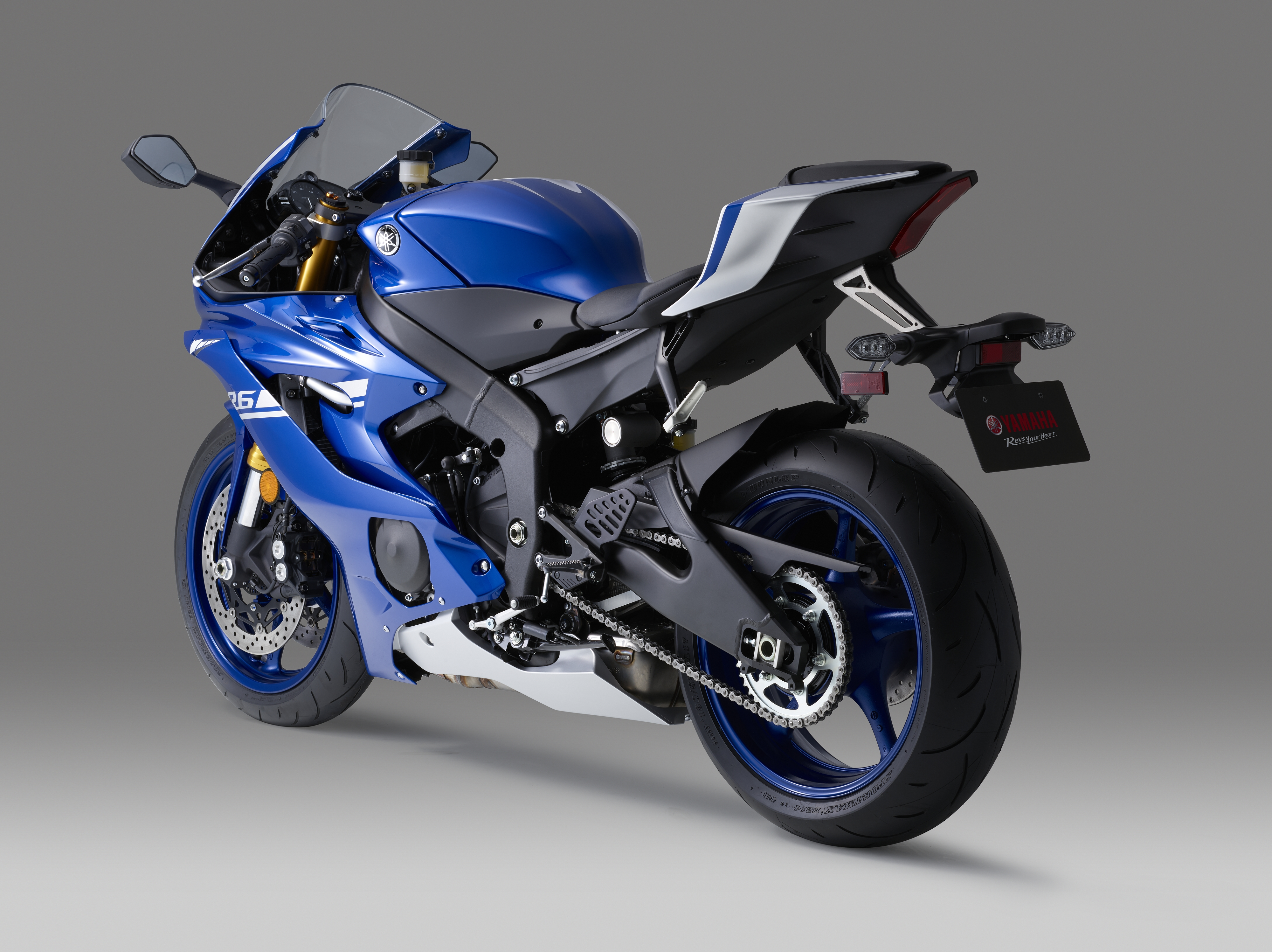 Yamaha R Or R Faster