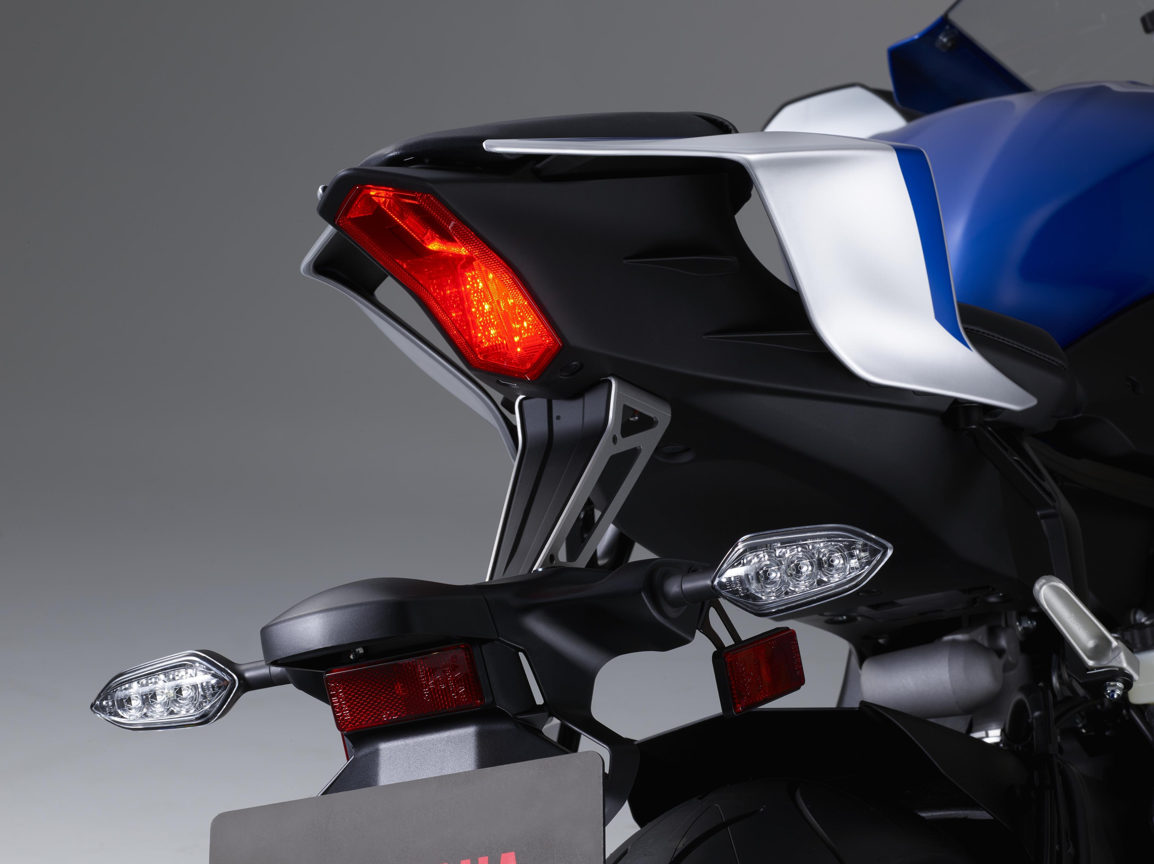New Yamaha R6 Revealed