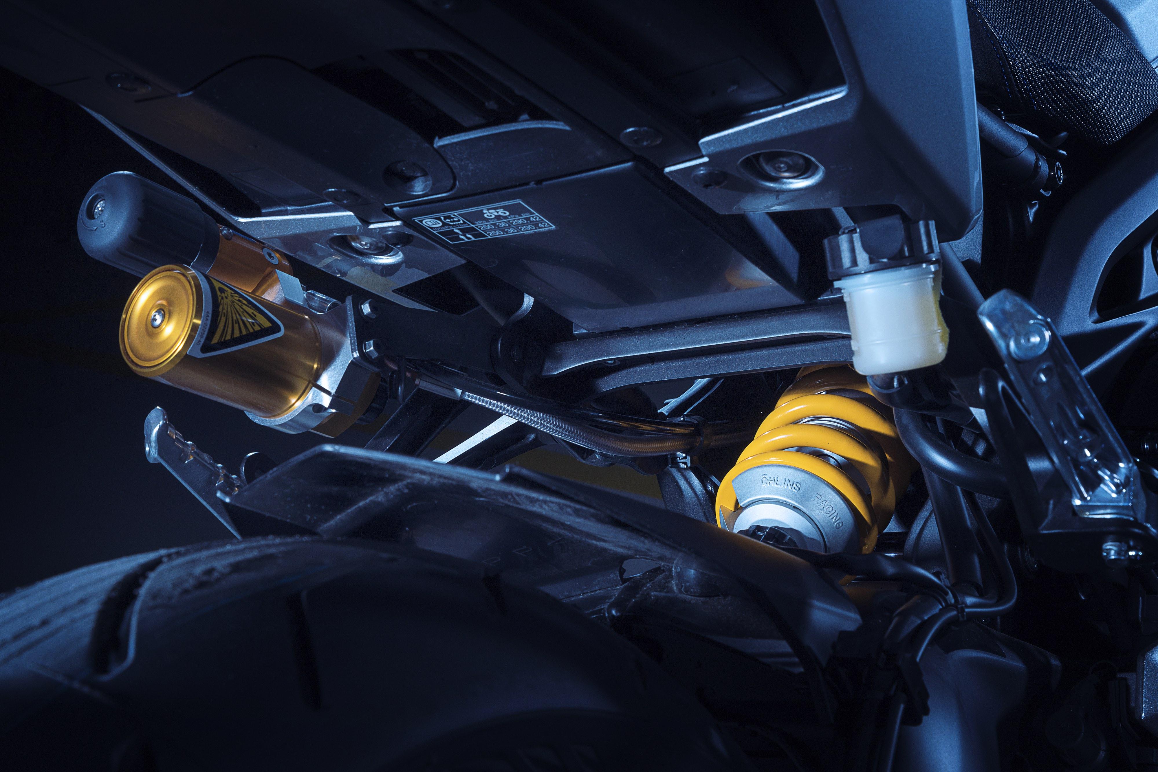 Yamaha reveals MT-09 SP at EICMA