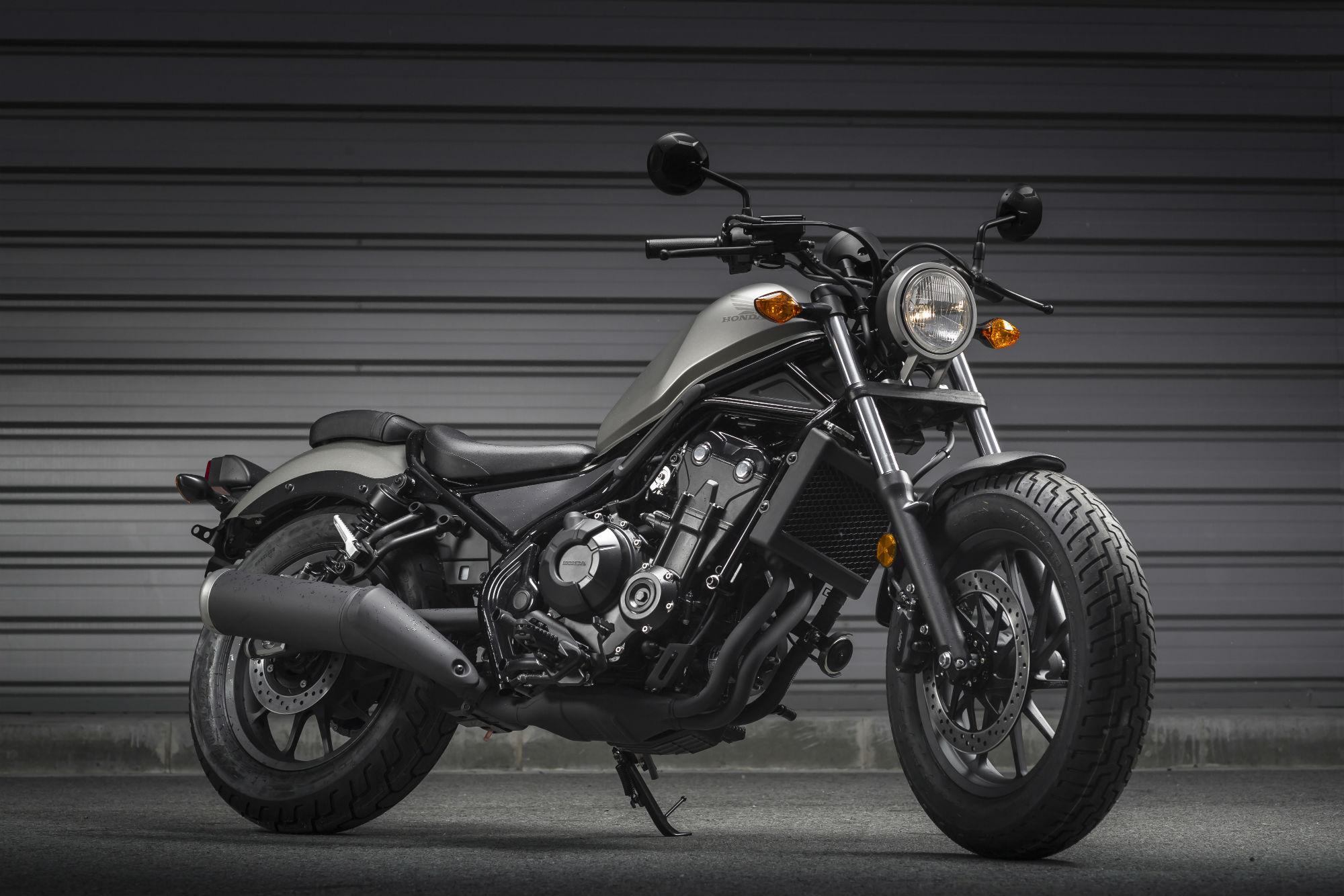 First ride: Honda CMX500 Rebel review