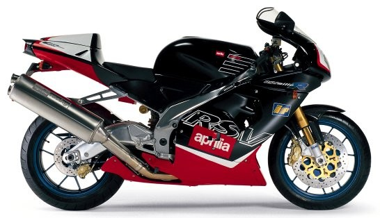 rsv mille 1000 1999 2003 review visordown rh visordown com aprilia rsv 1000 service manual pdf 2007 Aprilia RSV 1000