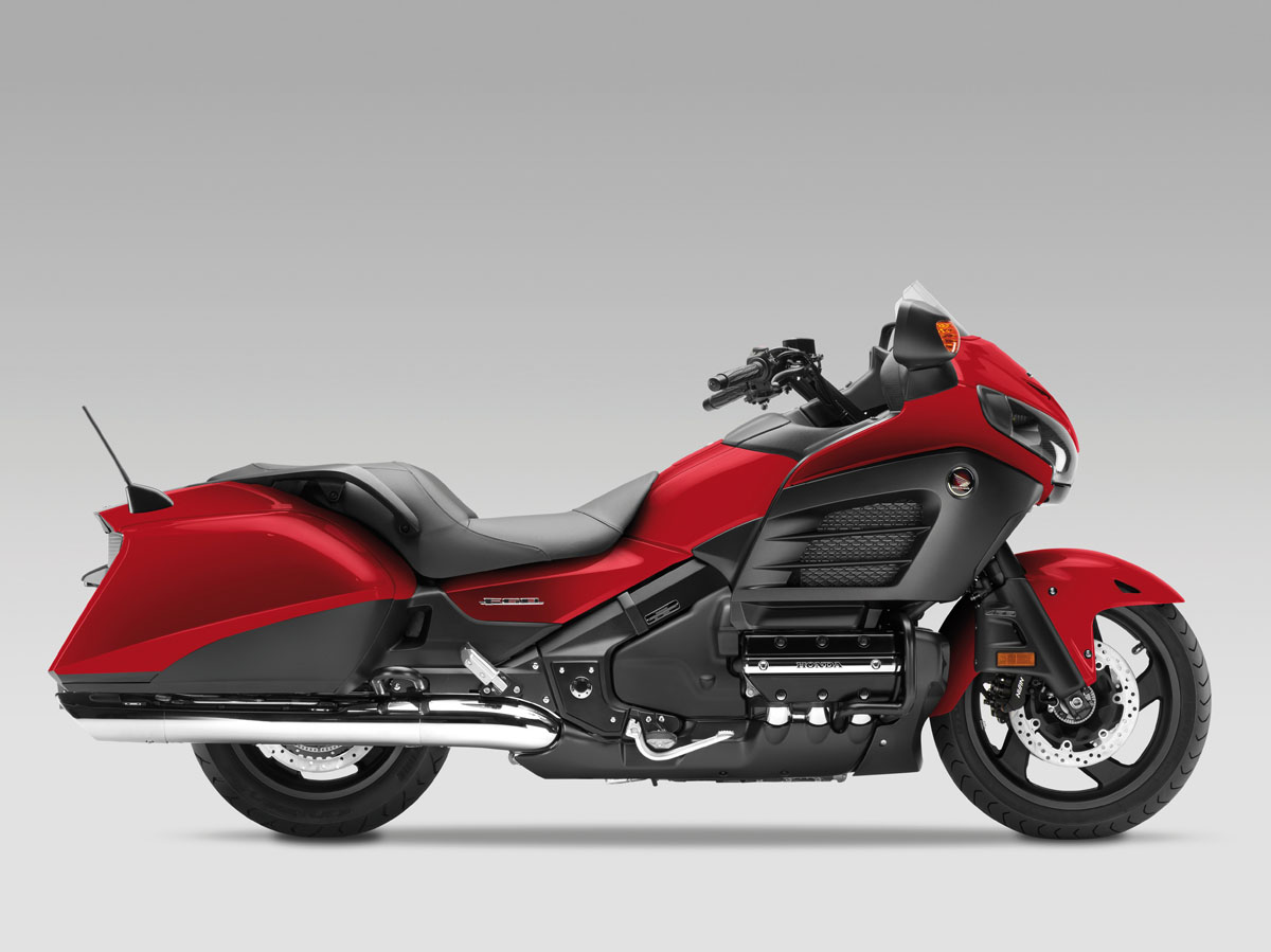 Goldwing F6B (2013   Present) Review