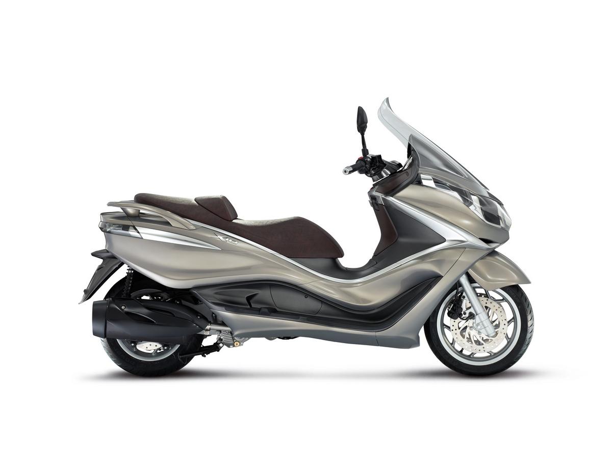 x10 350 executive (2012 - present) review | visordown