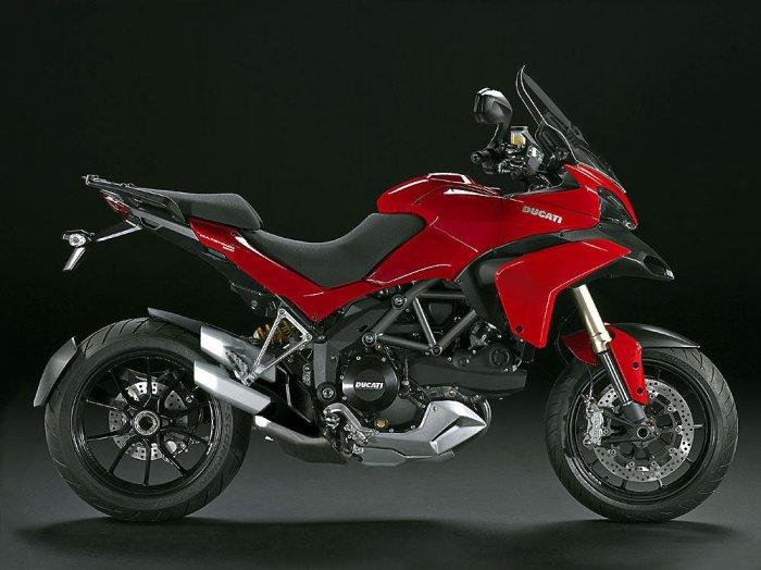 Ducati Multistrada S Touring Price