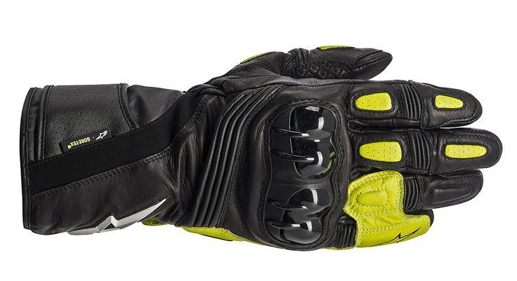 waterproof motorcycle gloves Archer Gore-Tex