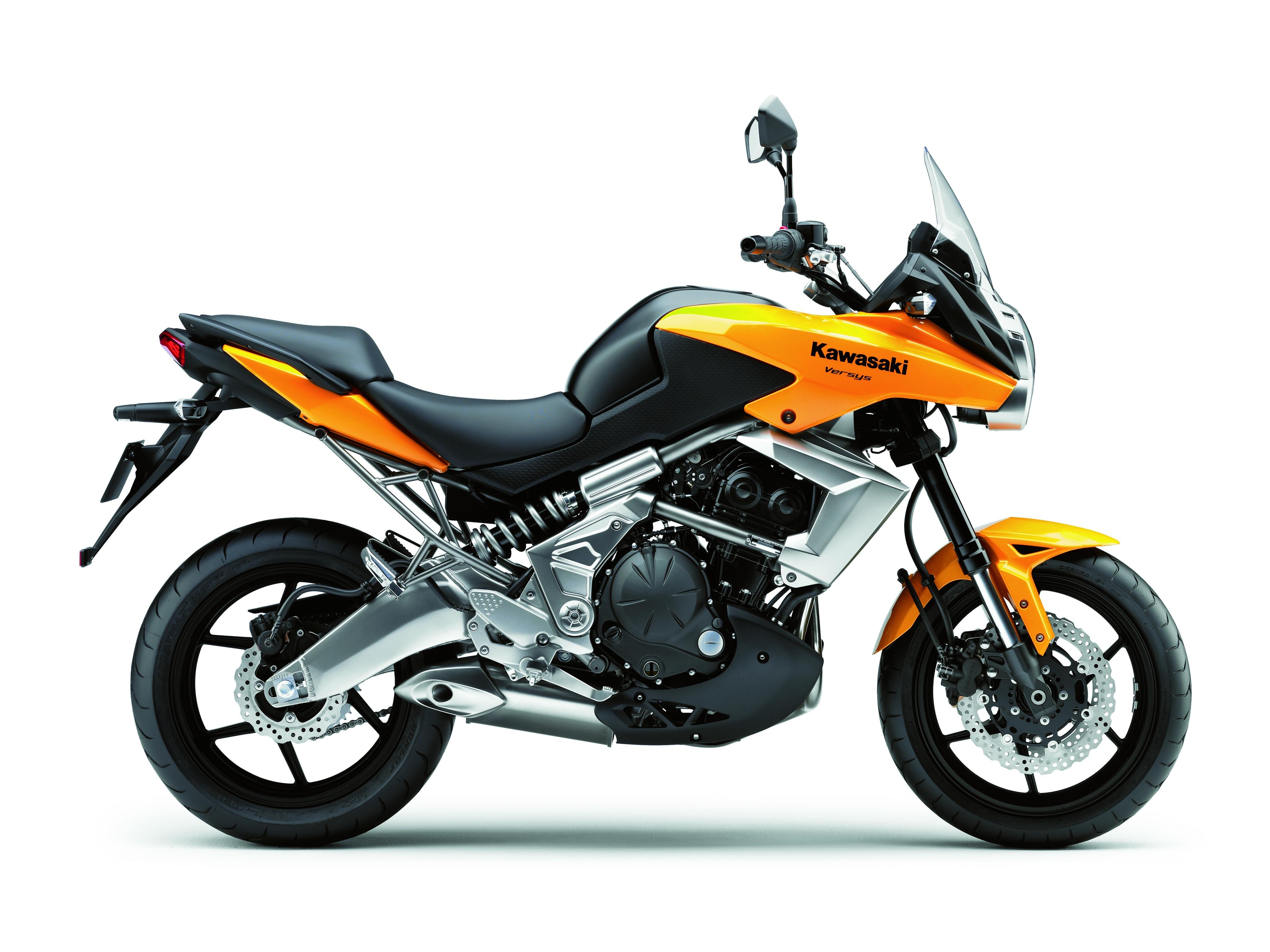 Vs  Kawasaki Versys
