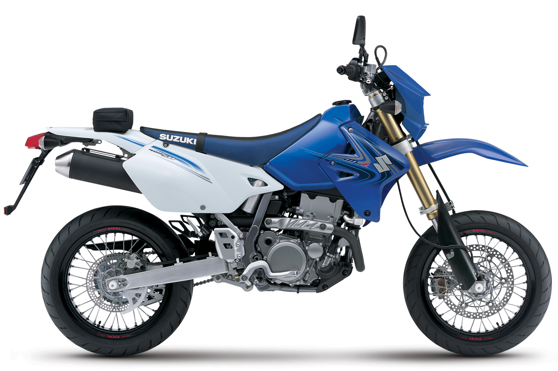 DR-Z400SM DRZ400 (2005 - 2009) review