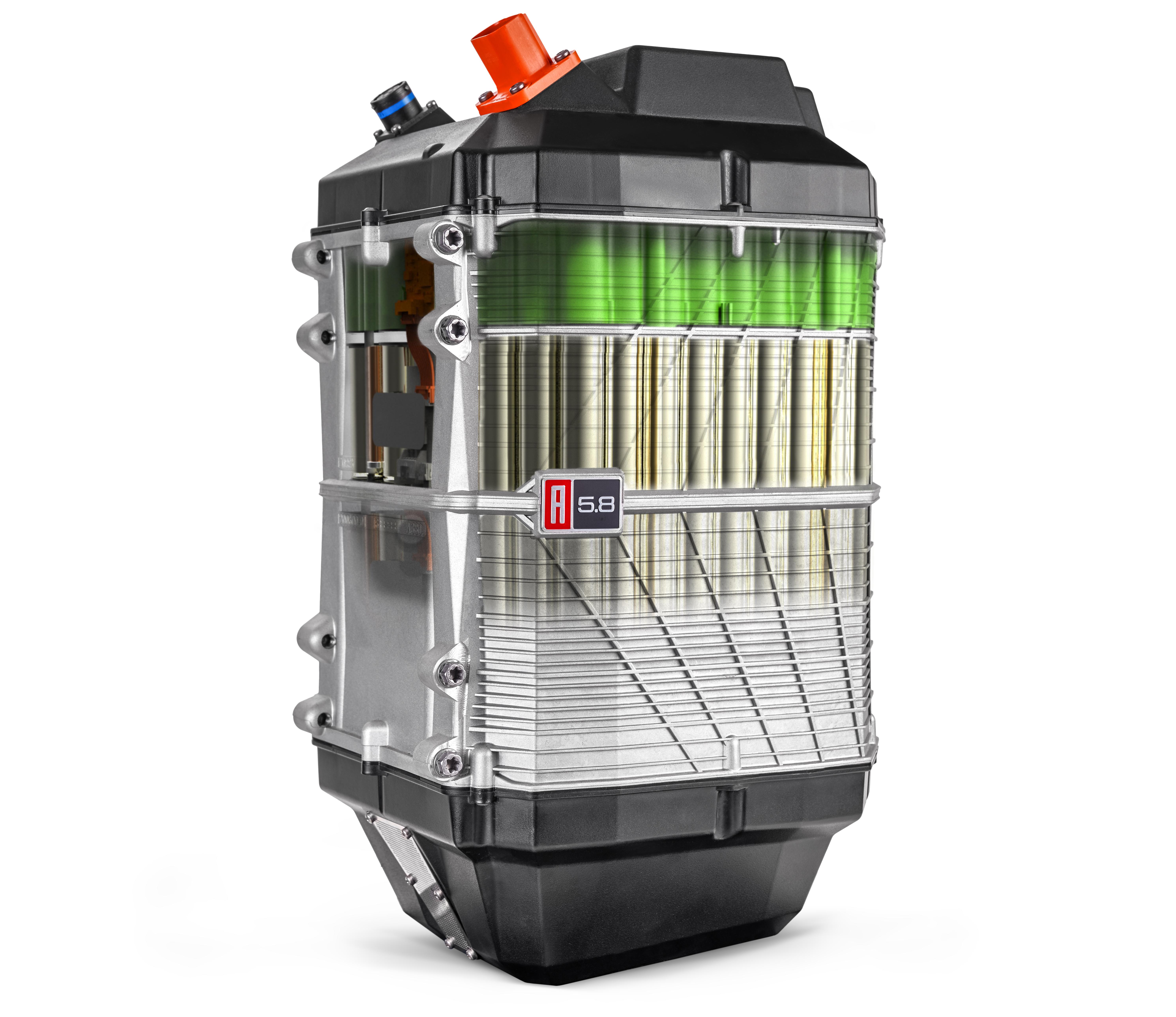 Alta A58 battery pack internals