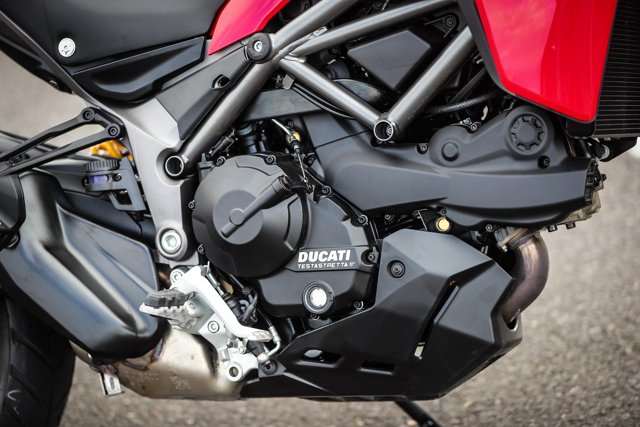 Ducati Multistrada 950 engine