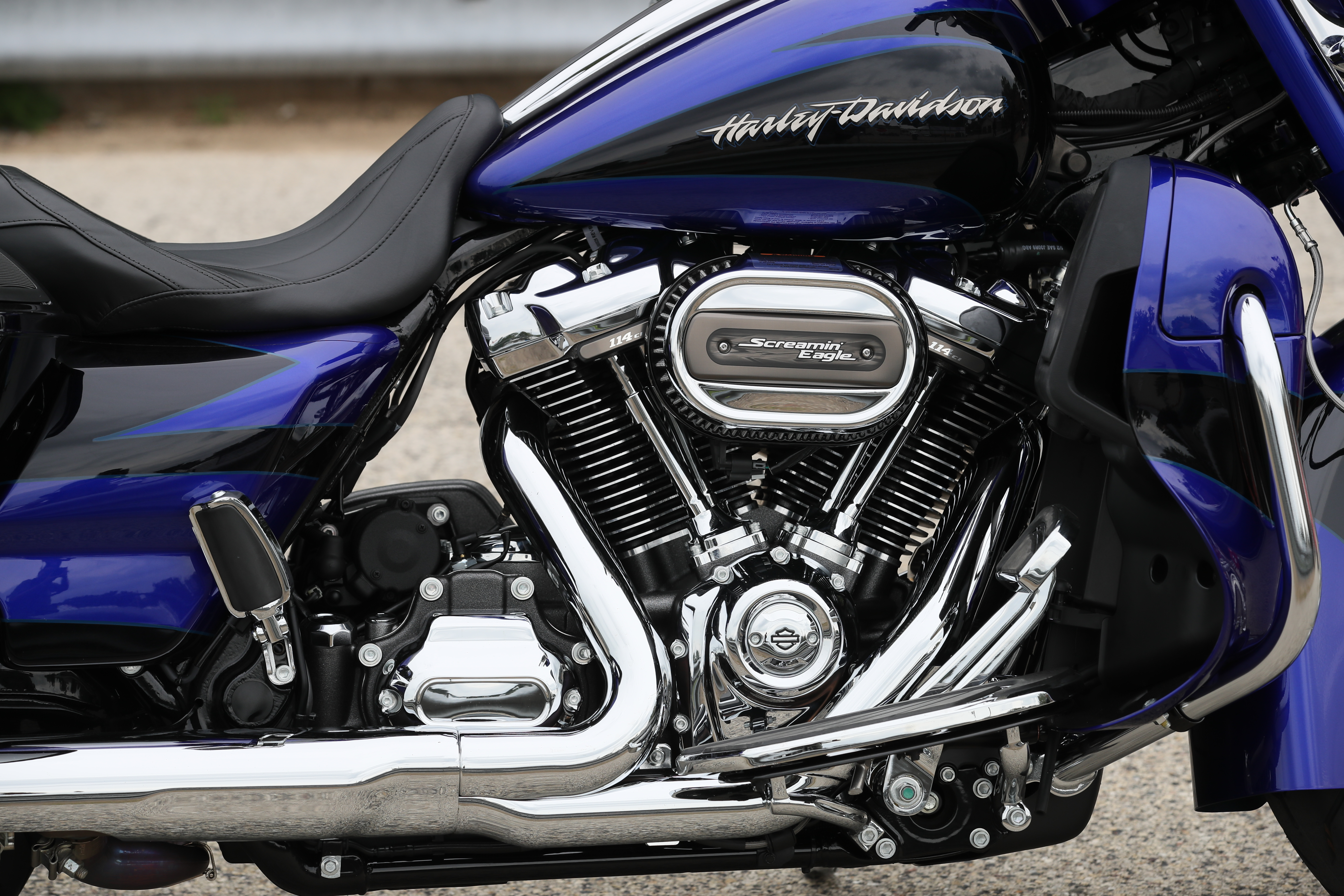 Harley-Davidson CVO Street Glide and Street Glide Speci    | Visordown