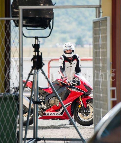 2017 Honda CBR10000R Fireblade