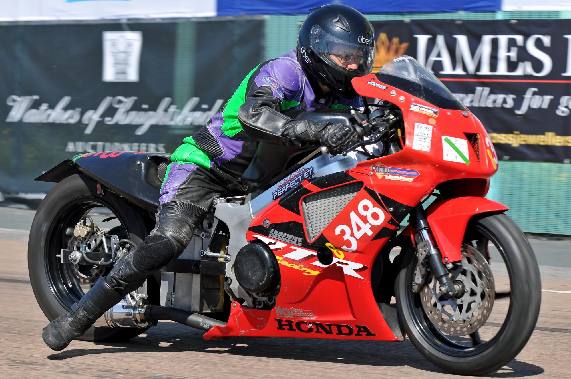Brighton Speed Trial VTR1000 SP1