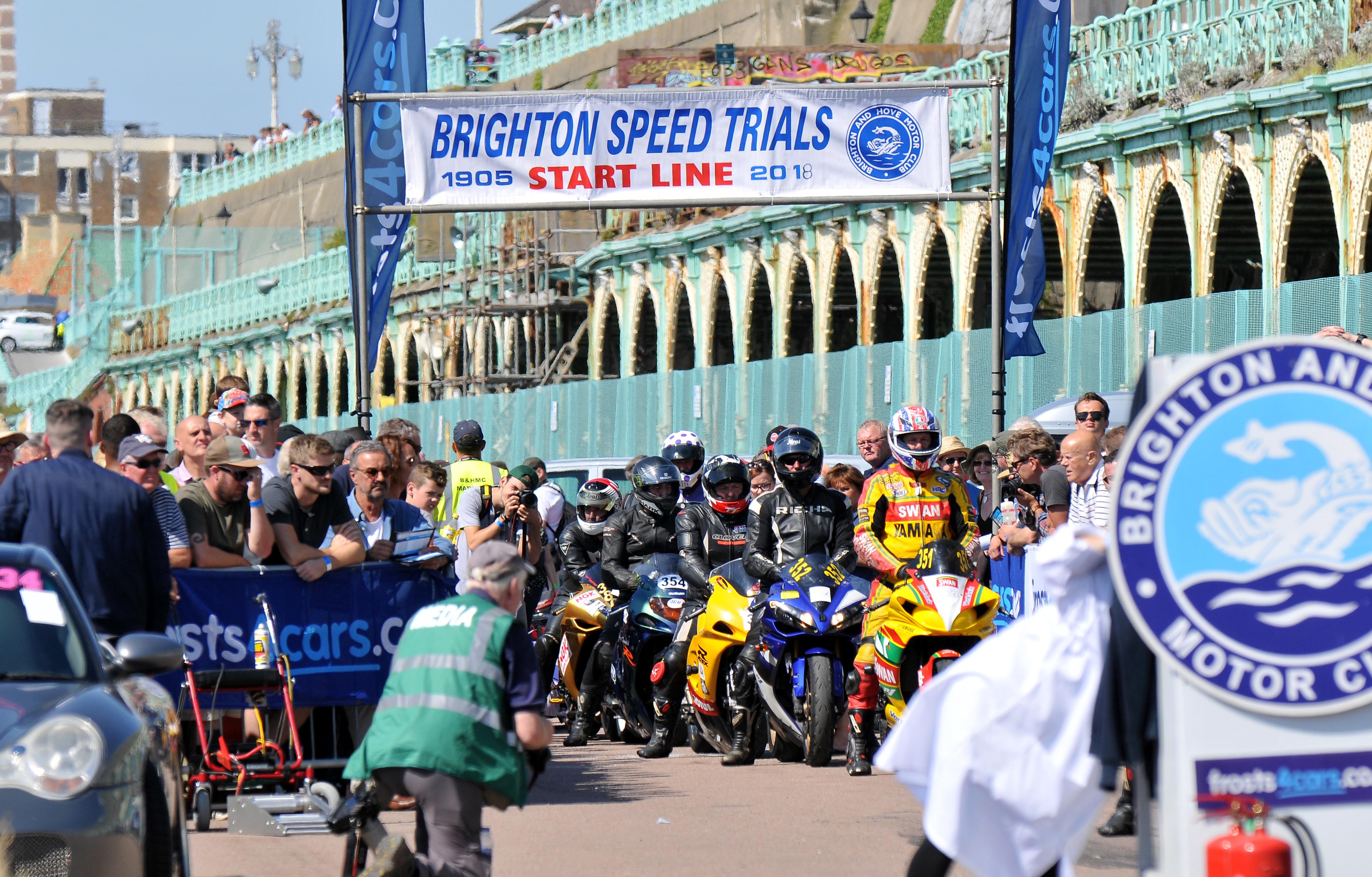 Brighton Speed Trial 2018