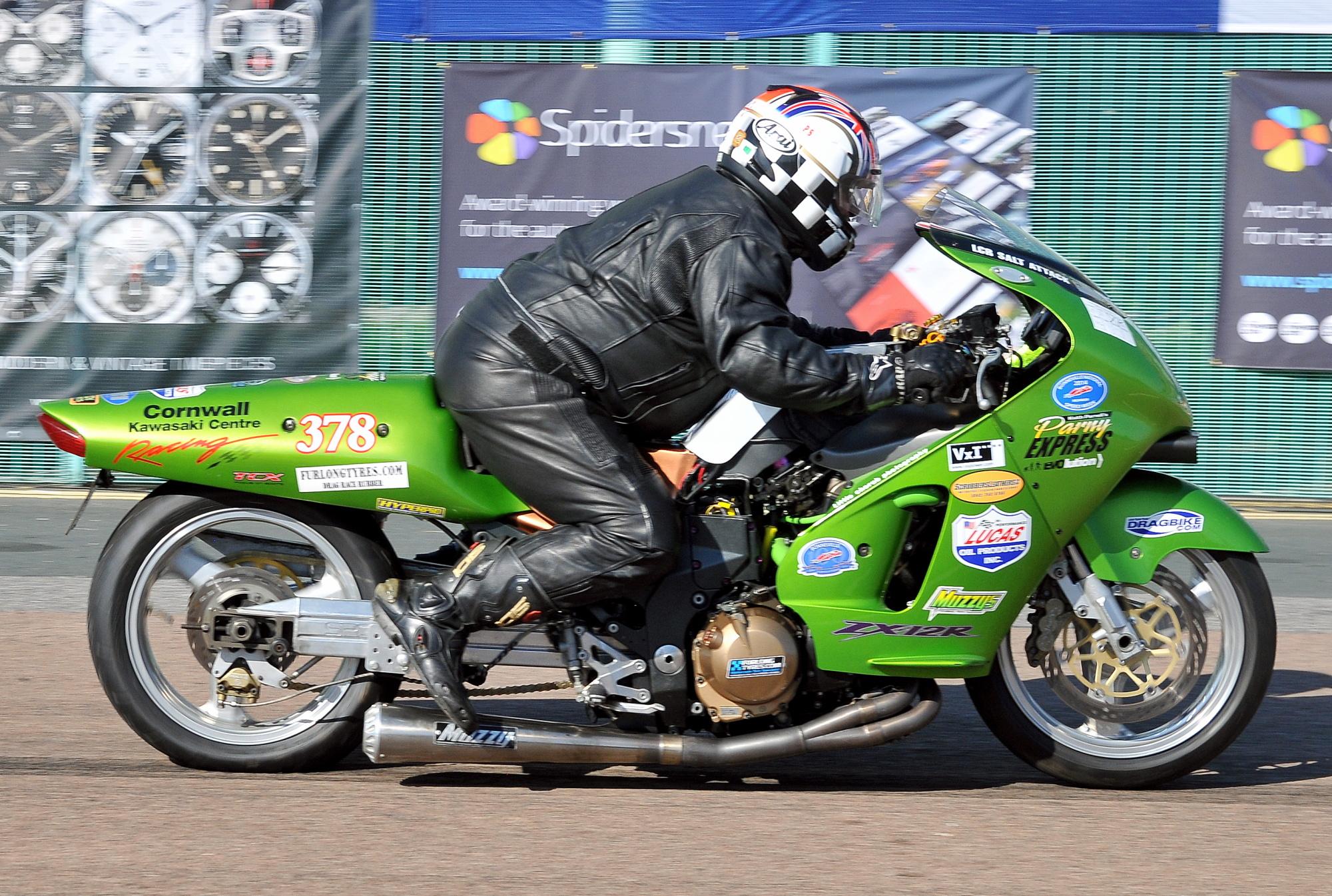 Brighton Speed Trial ZX-12R