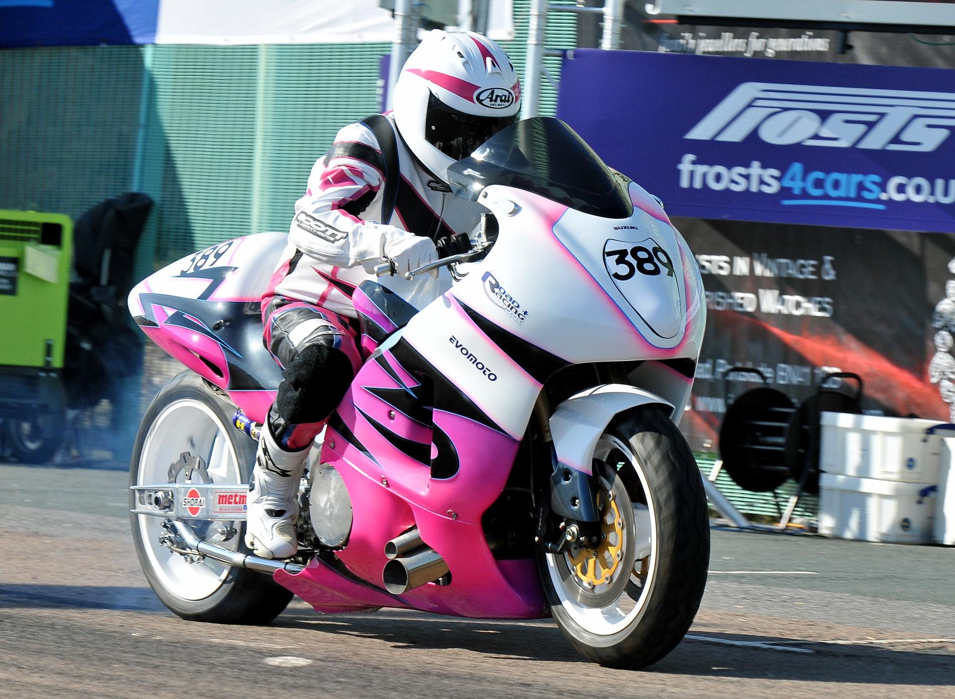 Brighton Speed Trial Busa