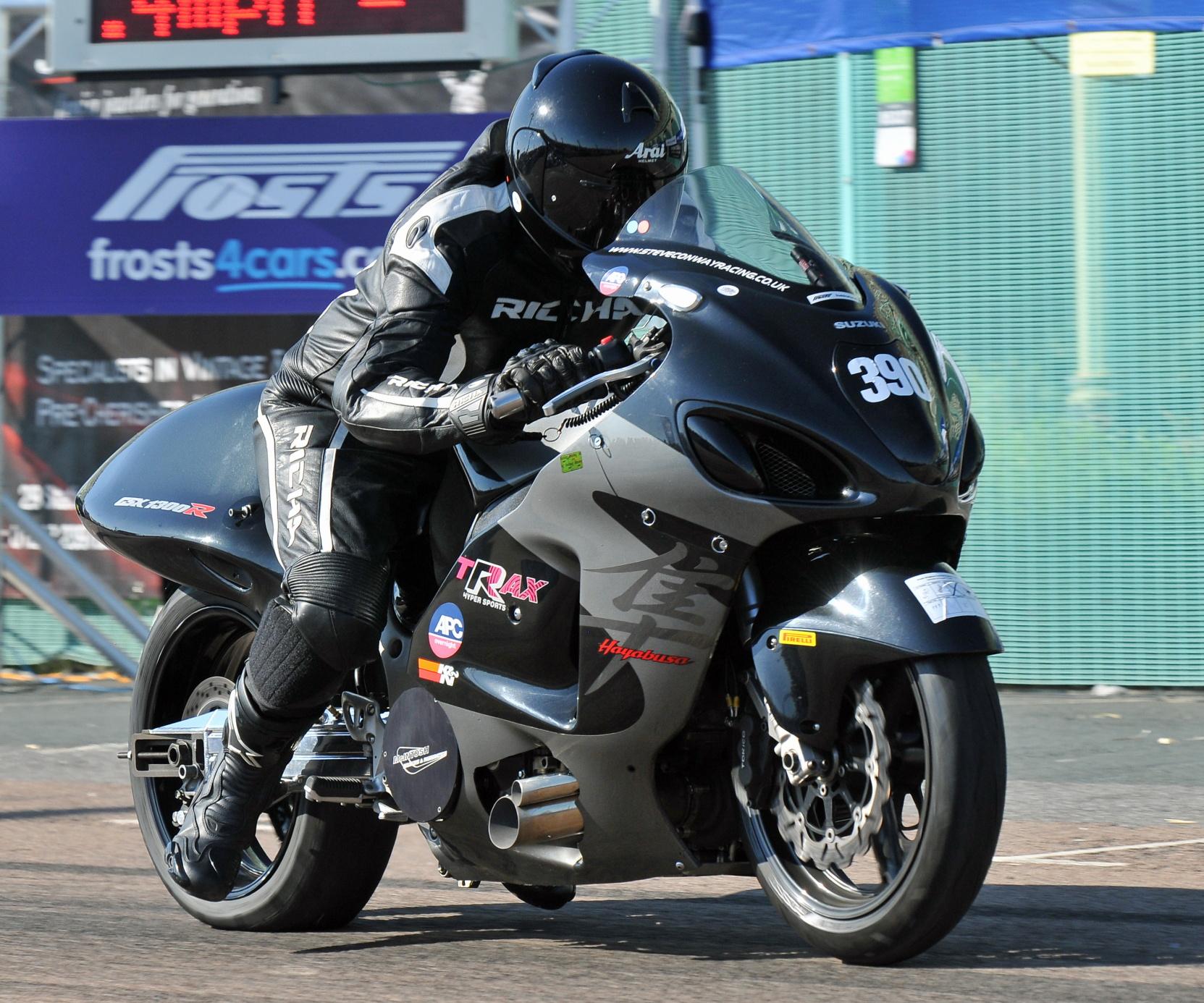 Brighton Speed Trial Hayabusa