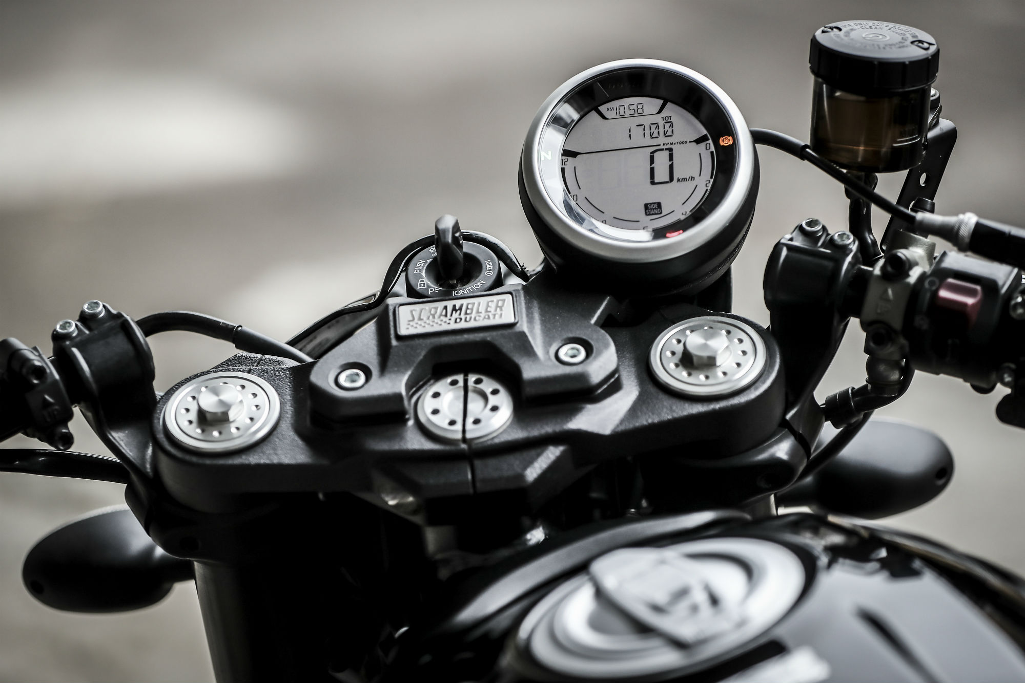 First ride: Ducati Scrambler Café Racer review
