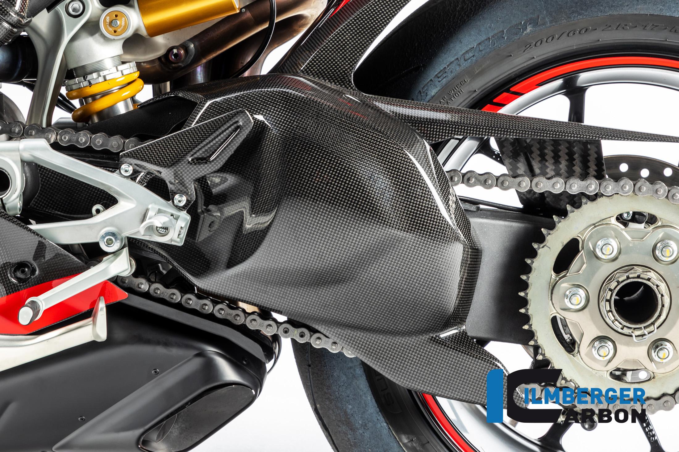 Ilmberger carbon fibre kit for V4 released