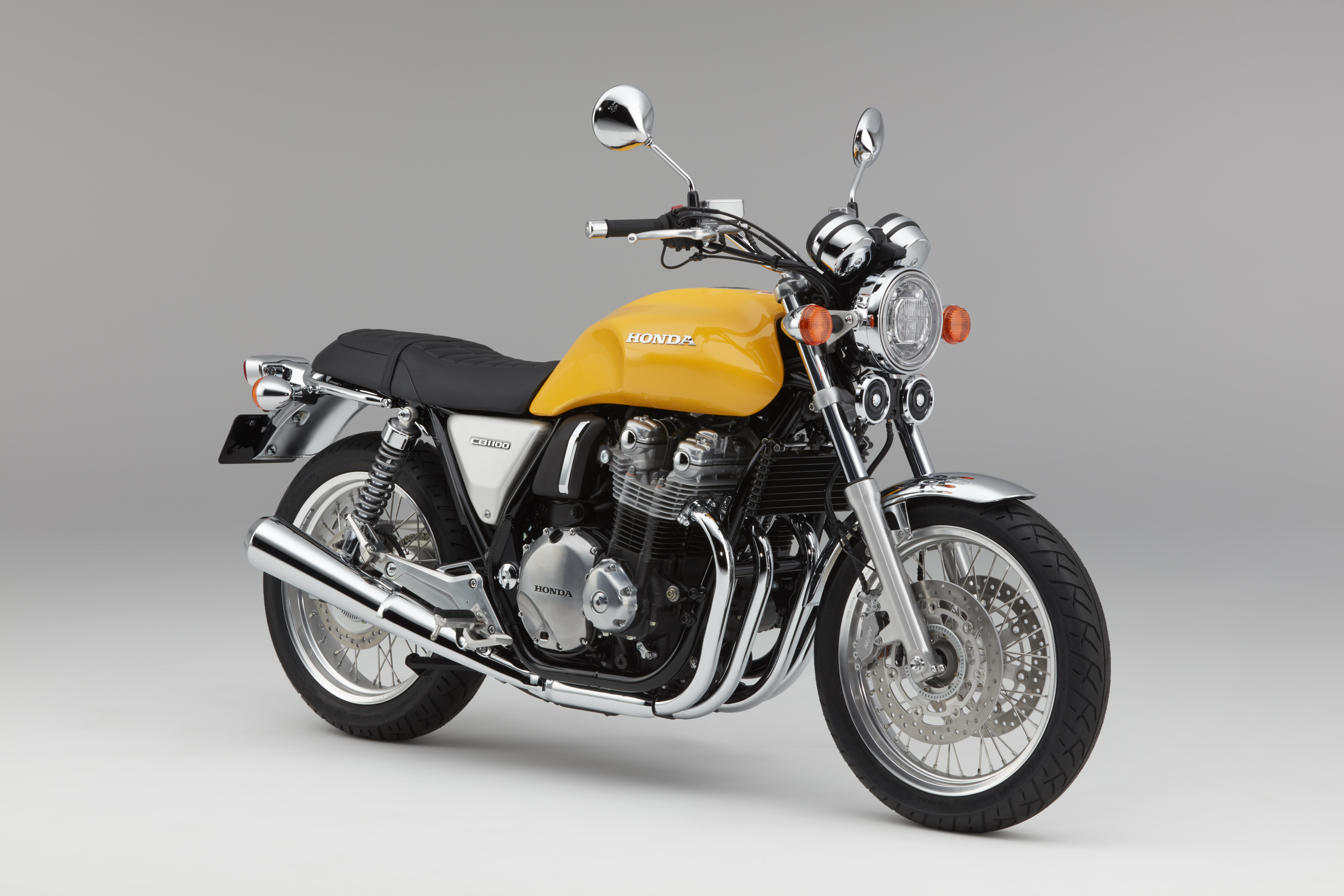 honda reveals updated cb1100ex and new c visordown. Black Bedroom Furniture Sets. Home Design Ideas
