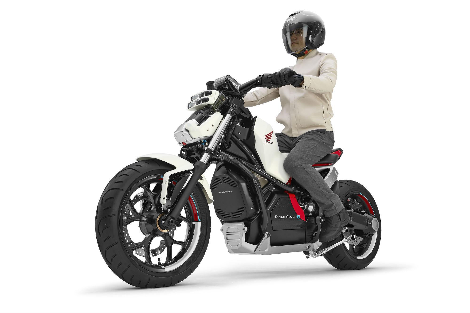 Honda Riding Assist-e