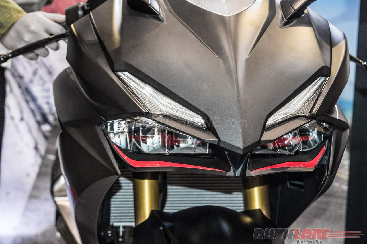 Honda's CBR250RR in detail