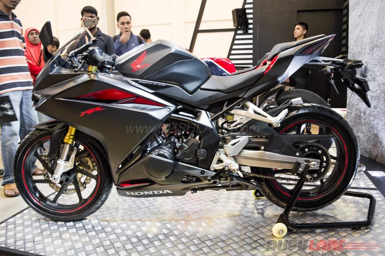 Honda's CBR250RR in detail | Visordown