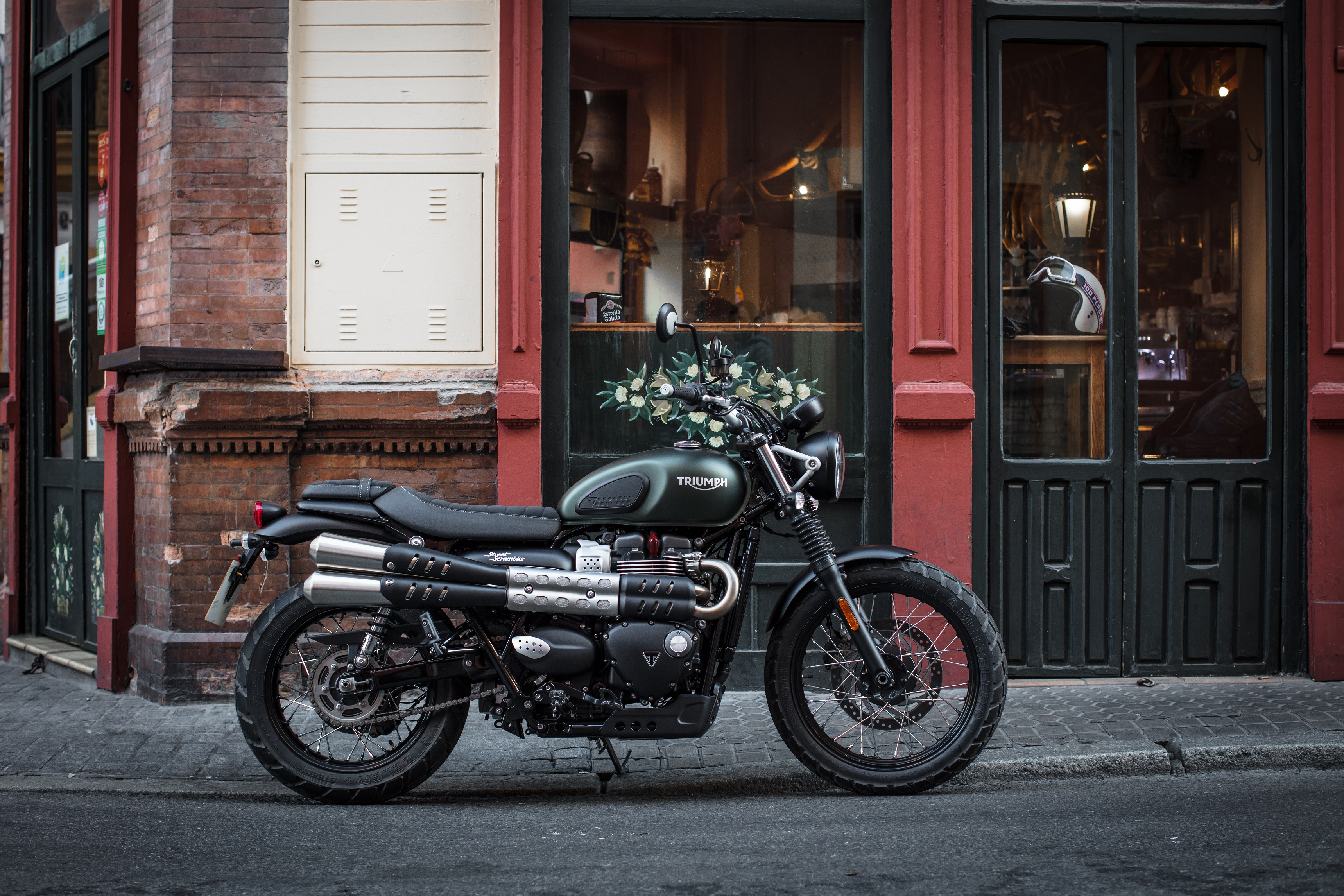 First Ride Review Of The New Triumph Str