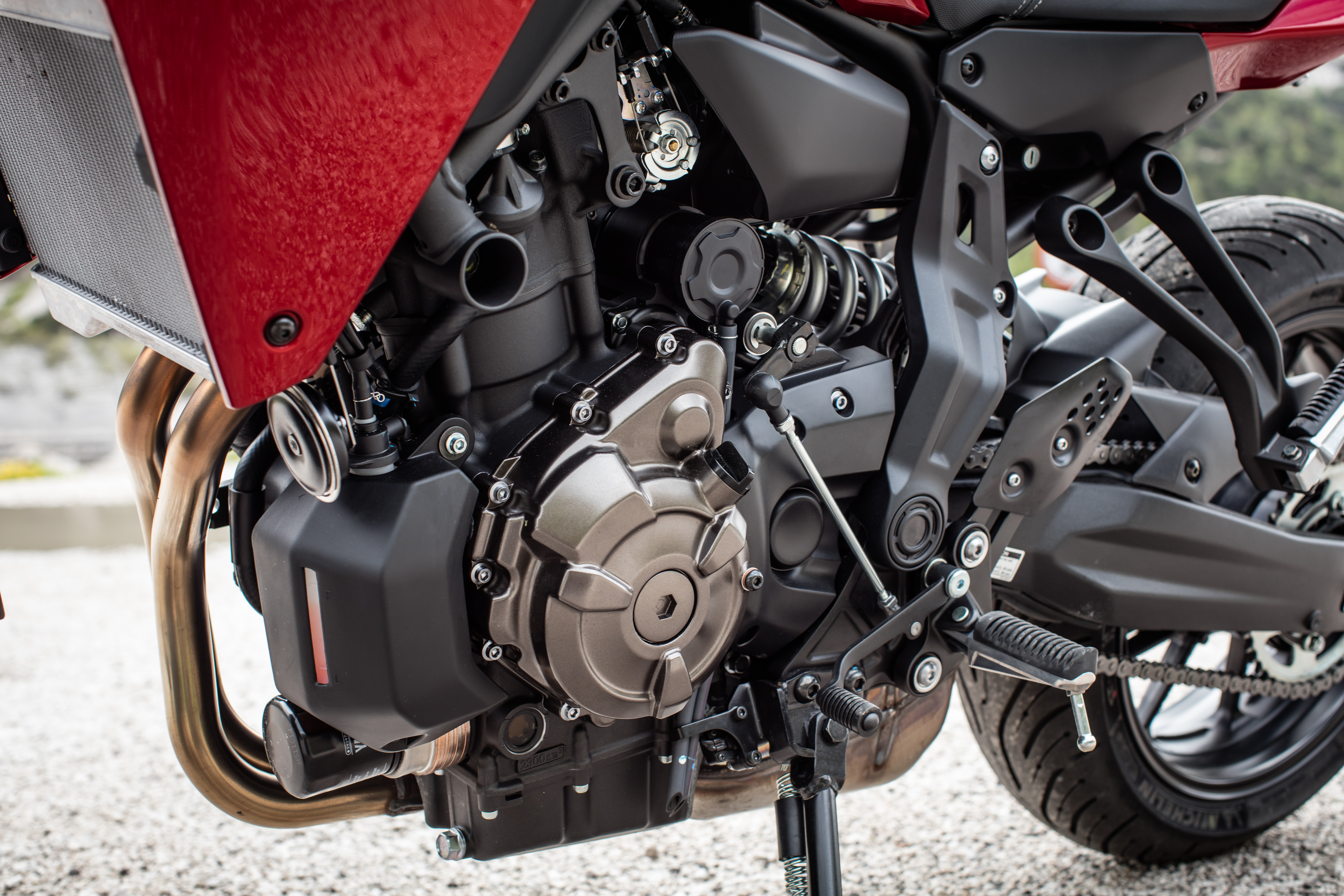 Yamaha Tracer 700 first ride review | Visordown