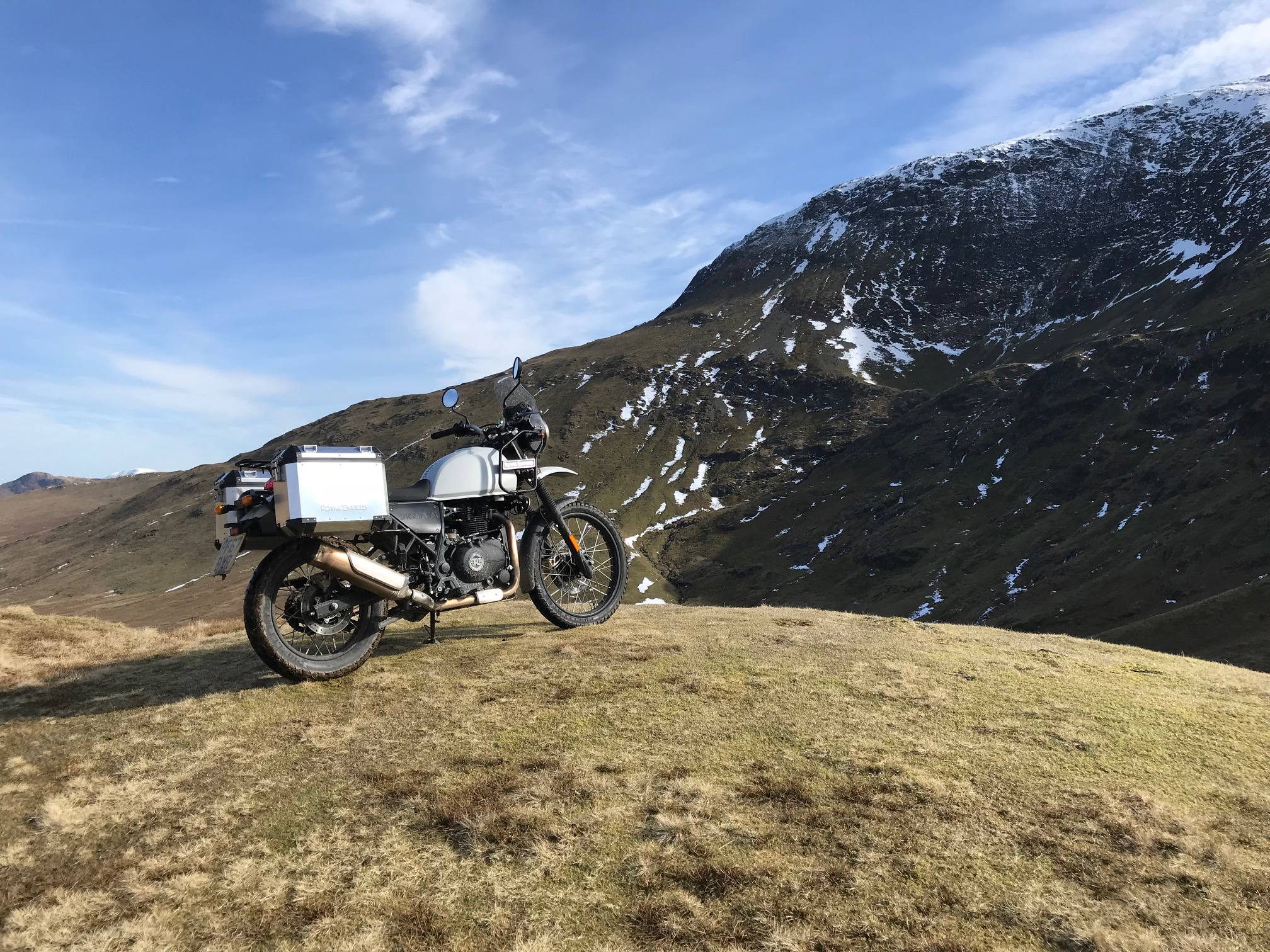 Exclusive! We ride Royal Enfield's new Himalayan