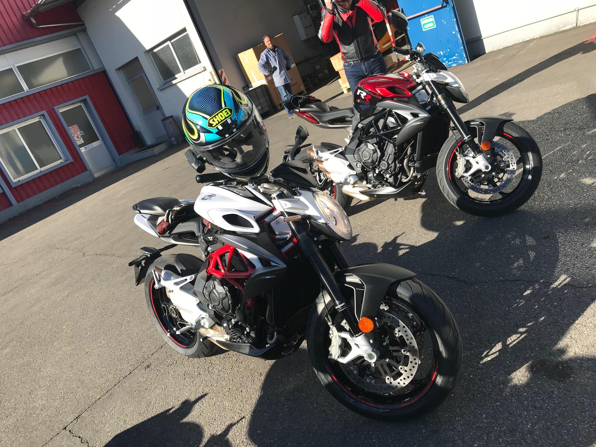 First ride: 2018 MV Agusta Brutale 800 RR