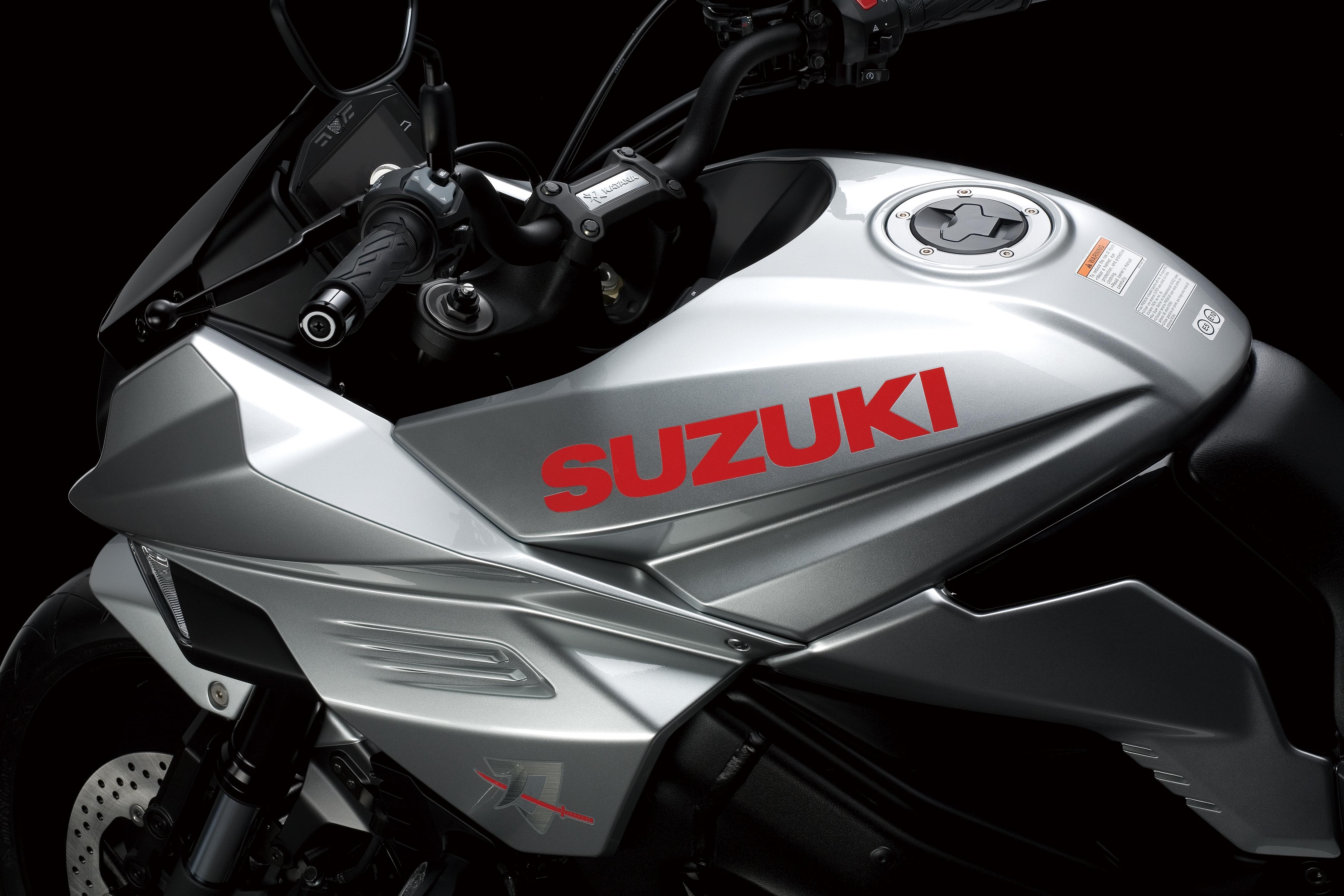 2019 Suzuki KATANA 1000