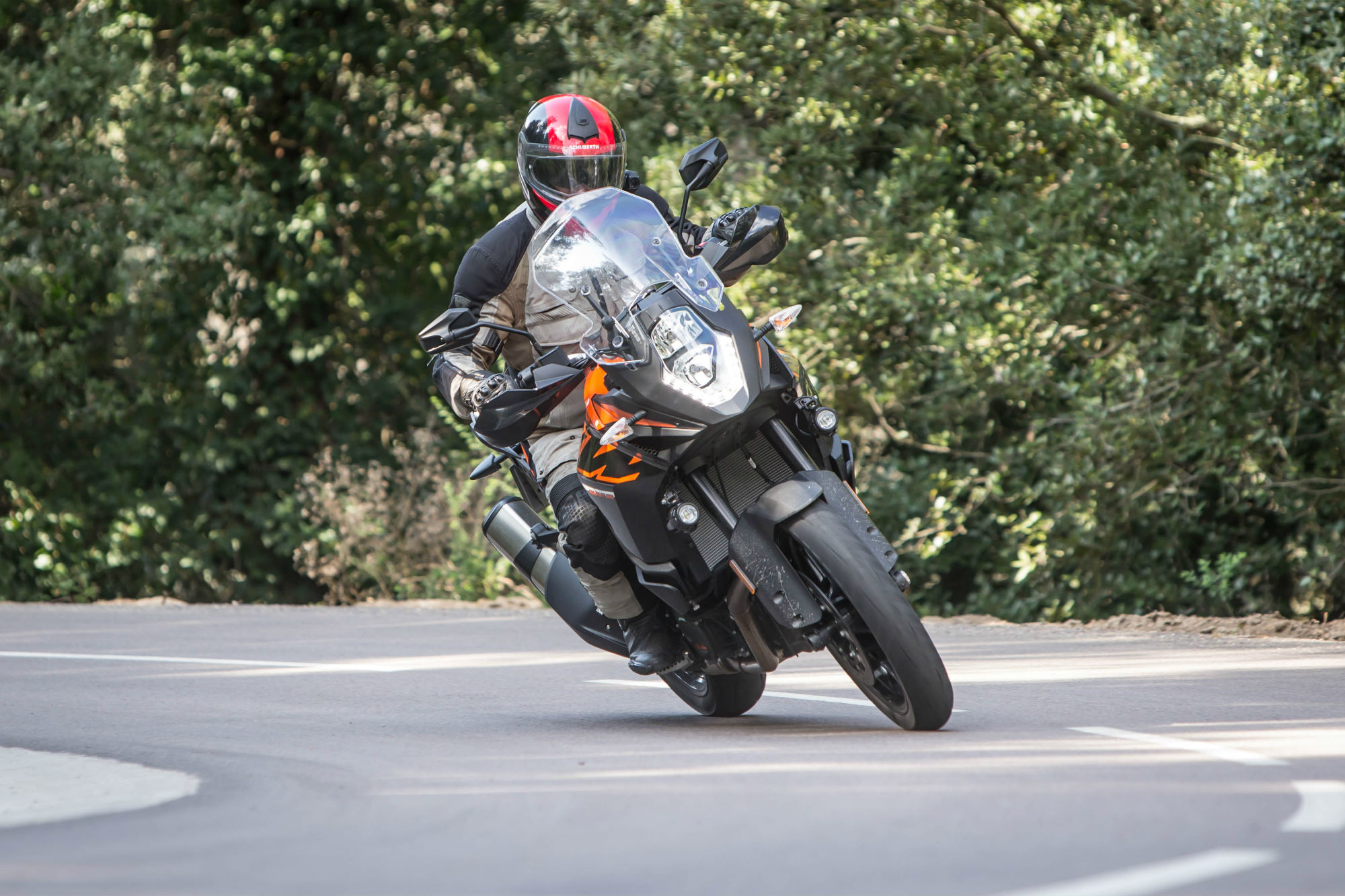 First ride: KTM 1090 Adventure review