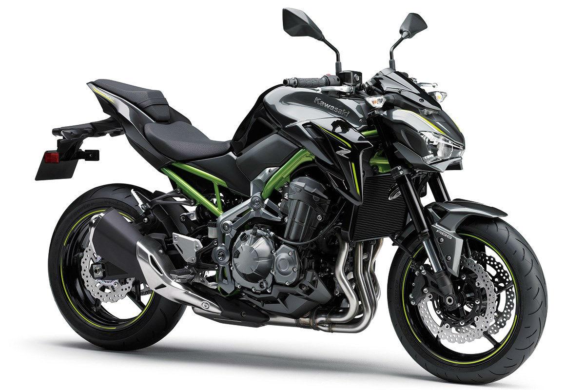 Take a free test ride on a Kawasaki Z900