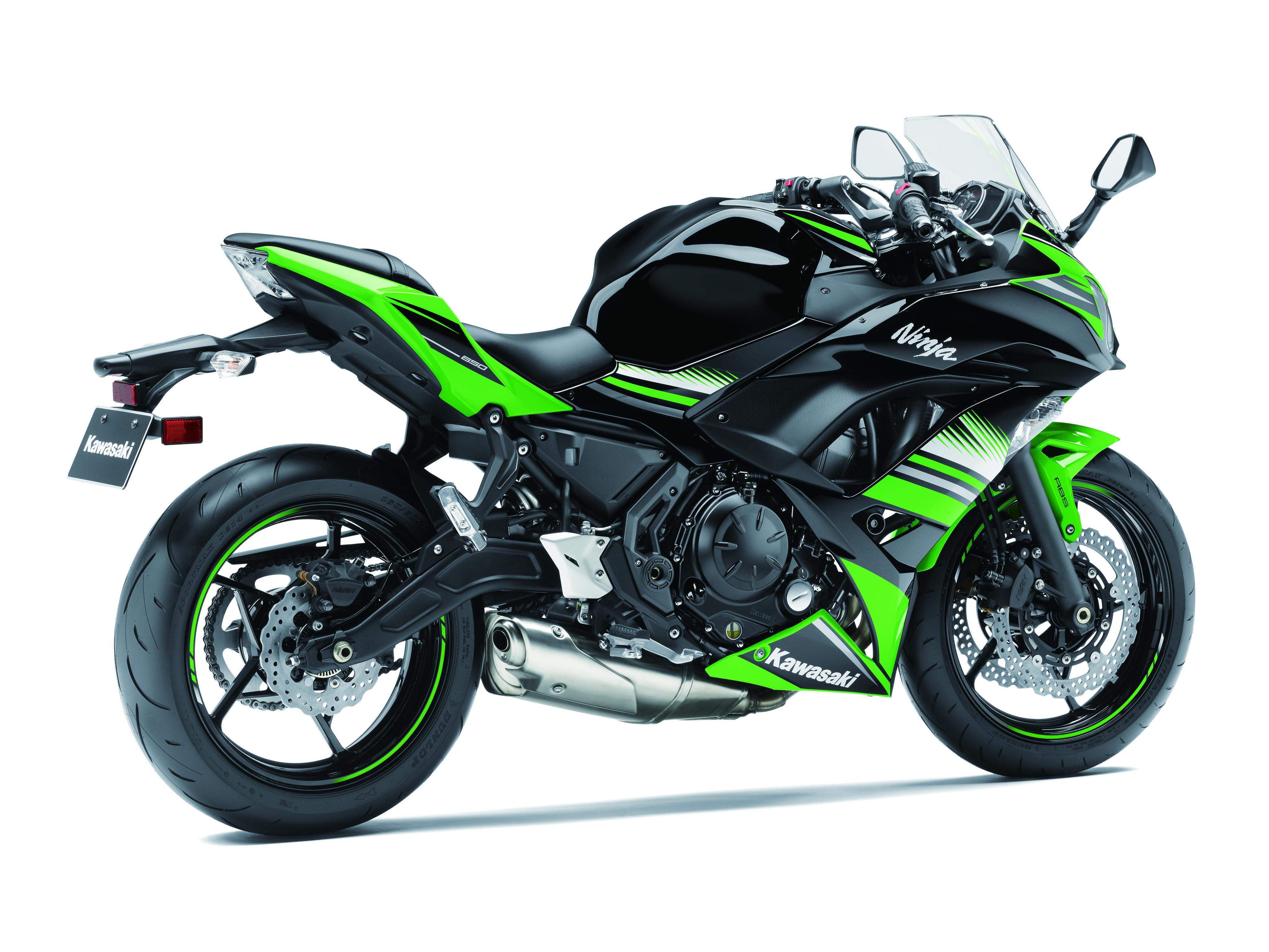 Kawasaki reveals Ninja 650 | Visordown