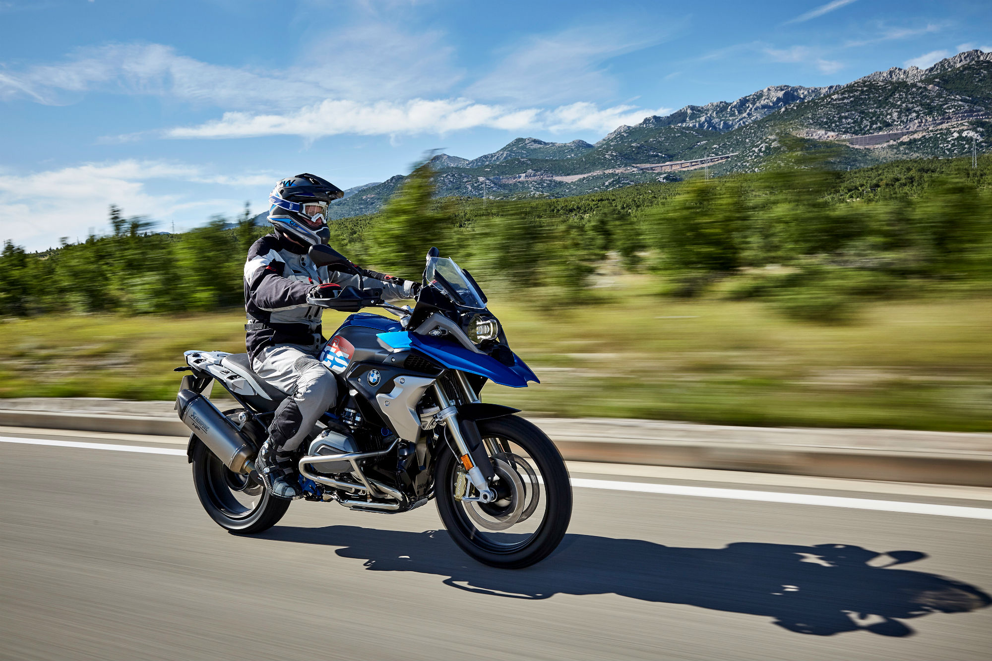 Updated BMW 1200GS revealed   Visordown