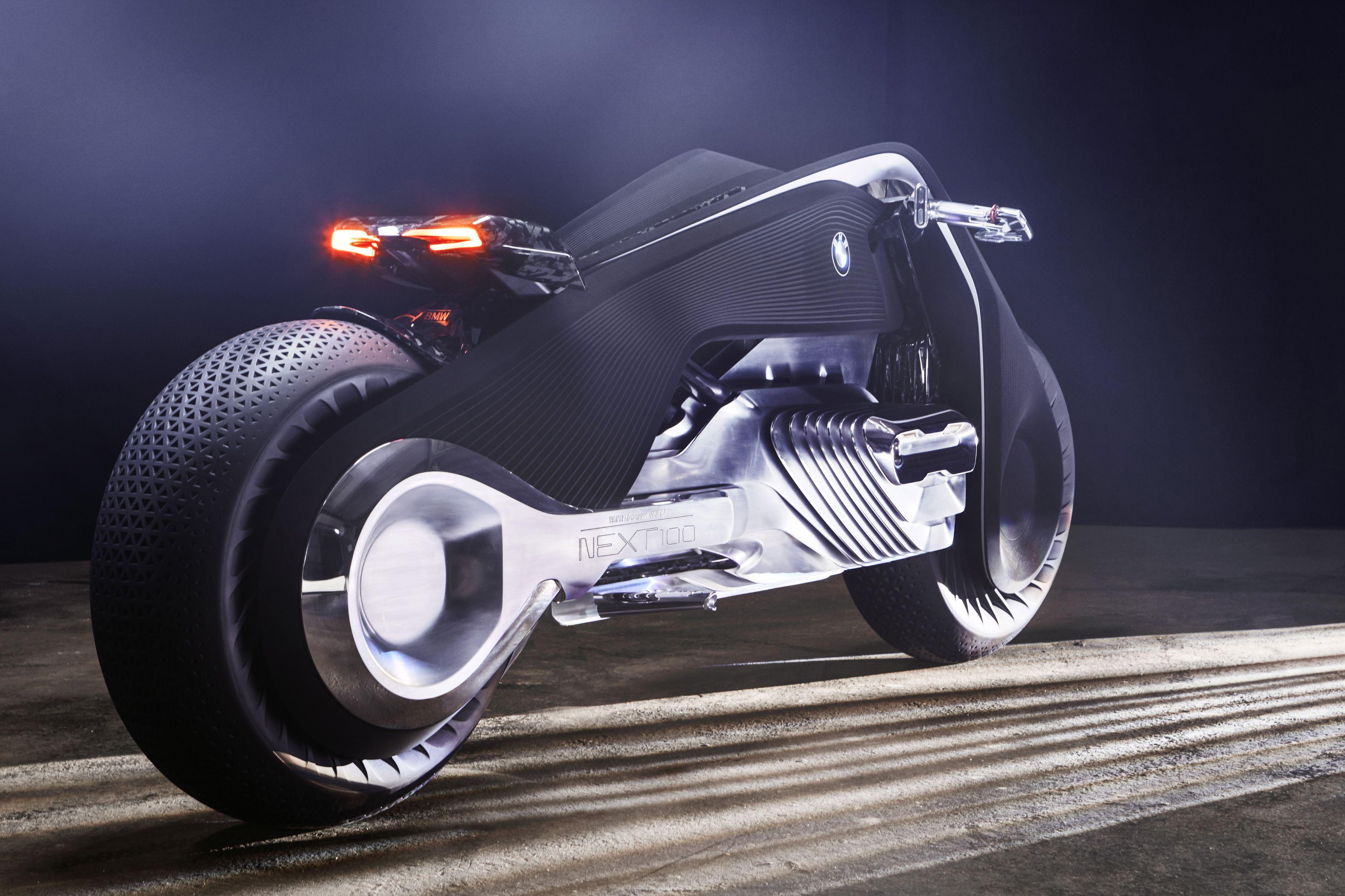 Bmw Reveals New Concept Motorcycle Visordown