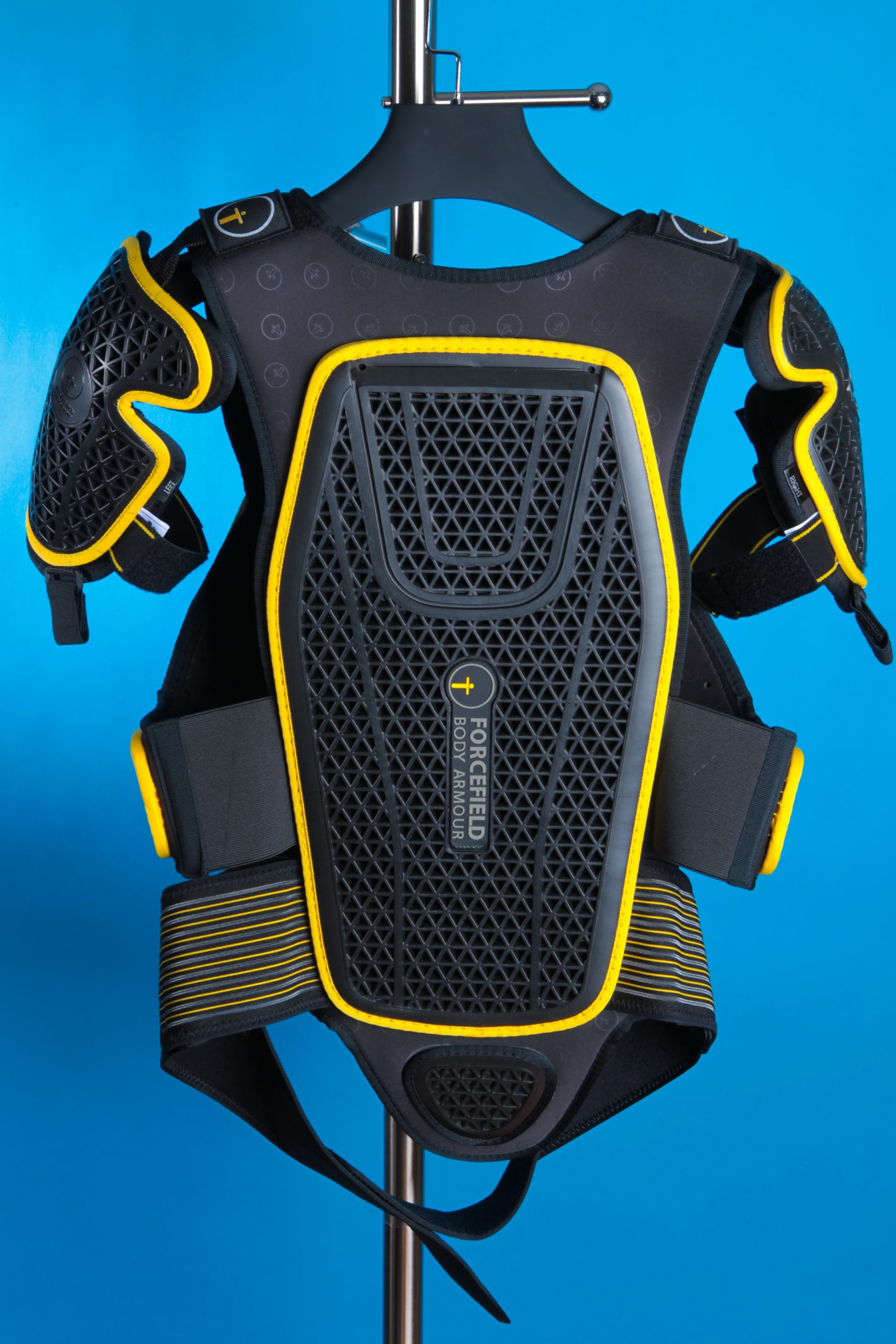 Forcefield Pro Vest X V And Ex K Harness Visordown
