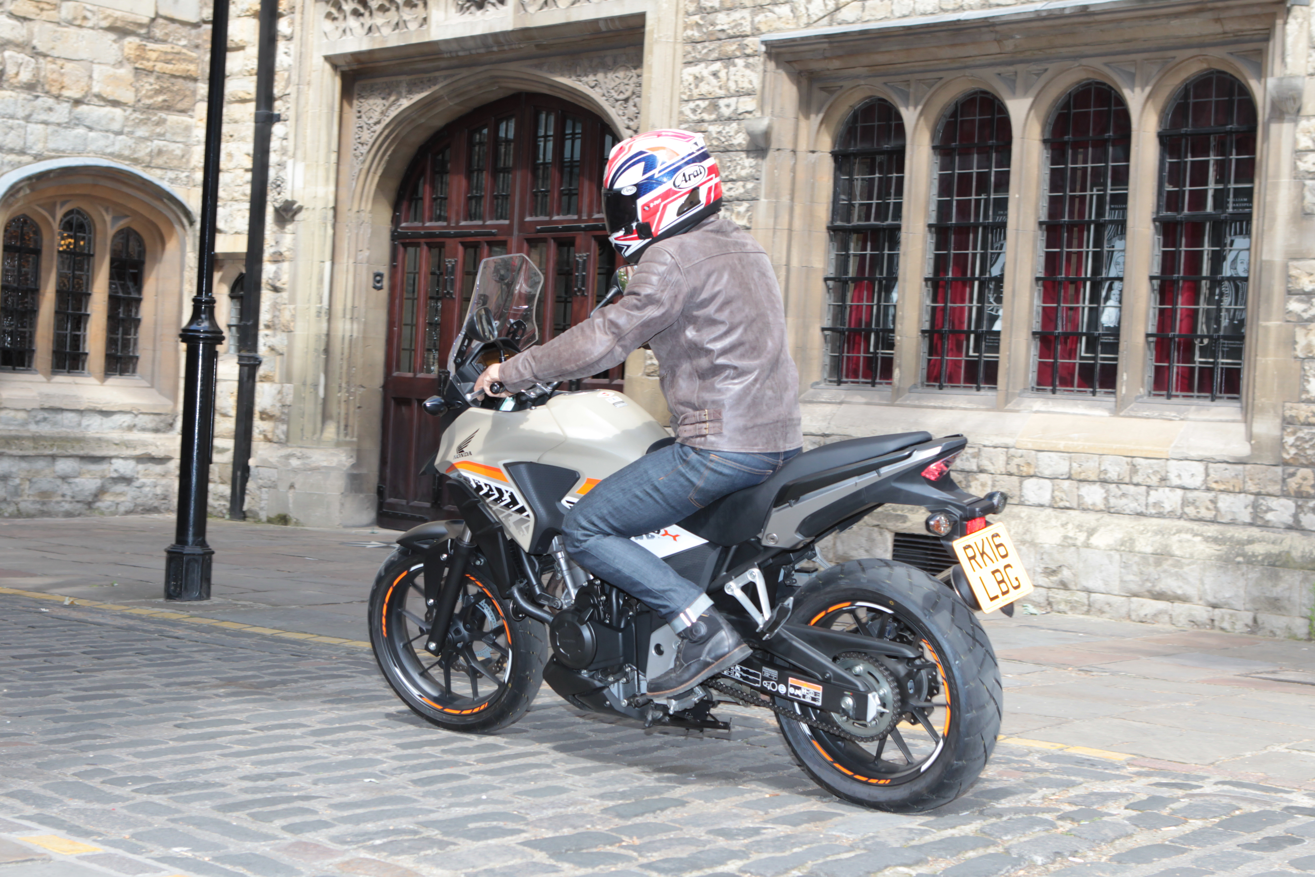 Honda cbx 500 review - 2016 Honda Cb500x
