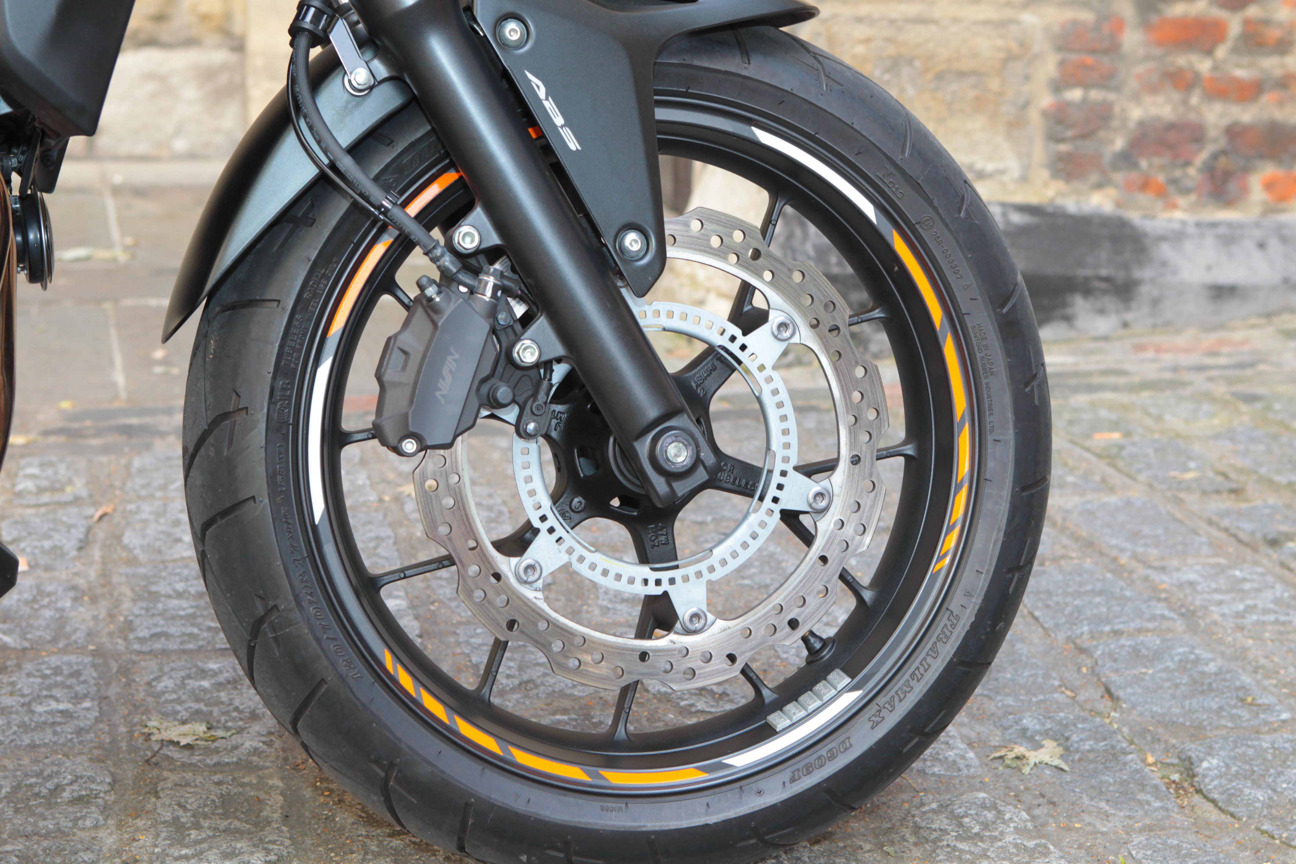 Honda CB500X front brake